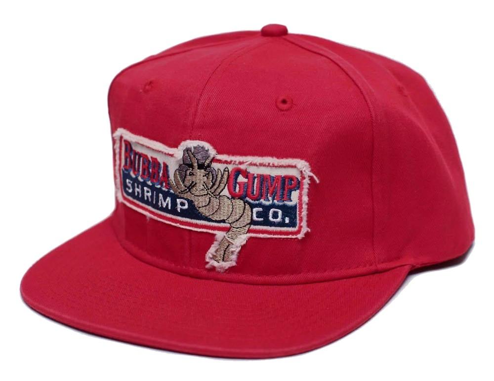 Retro Cap -  Bubba Gump Shrimp Co. Snapback Cap