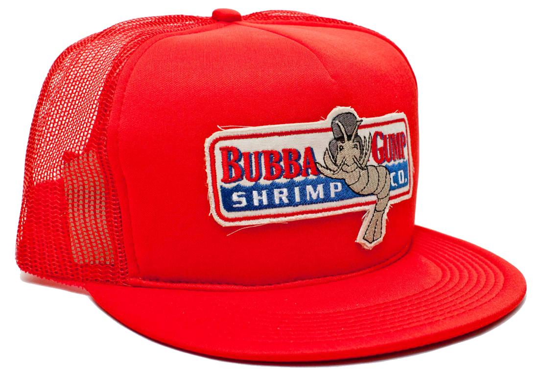 Retro Cap -  Bubba Gump Shrimp Co. Patch Movie Cap
