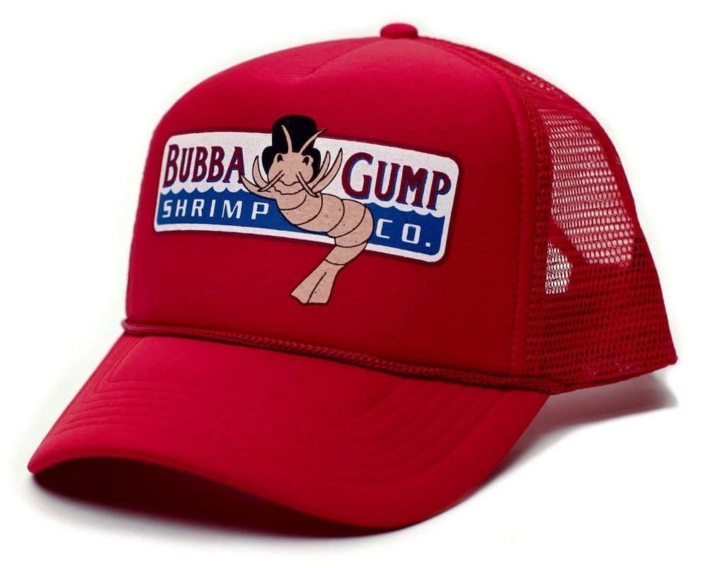 Retro Cap -  Bubba Gump Shrimp Co. Movie Cap