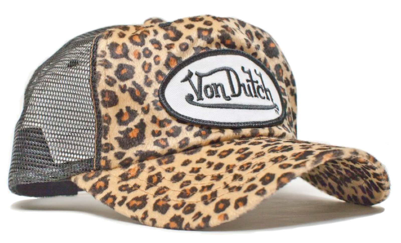 Von Dutch - Cheetah Trucker Cap