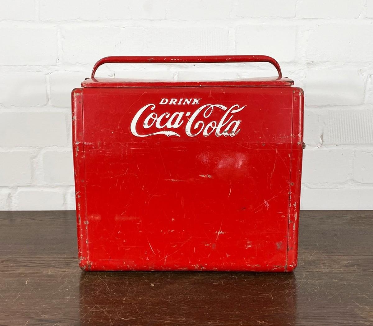 Original USA Kühlbox - Coca Cola Picnic Cooler