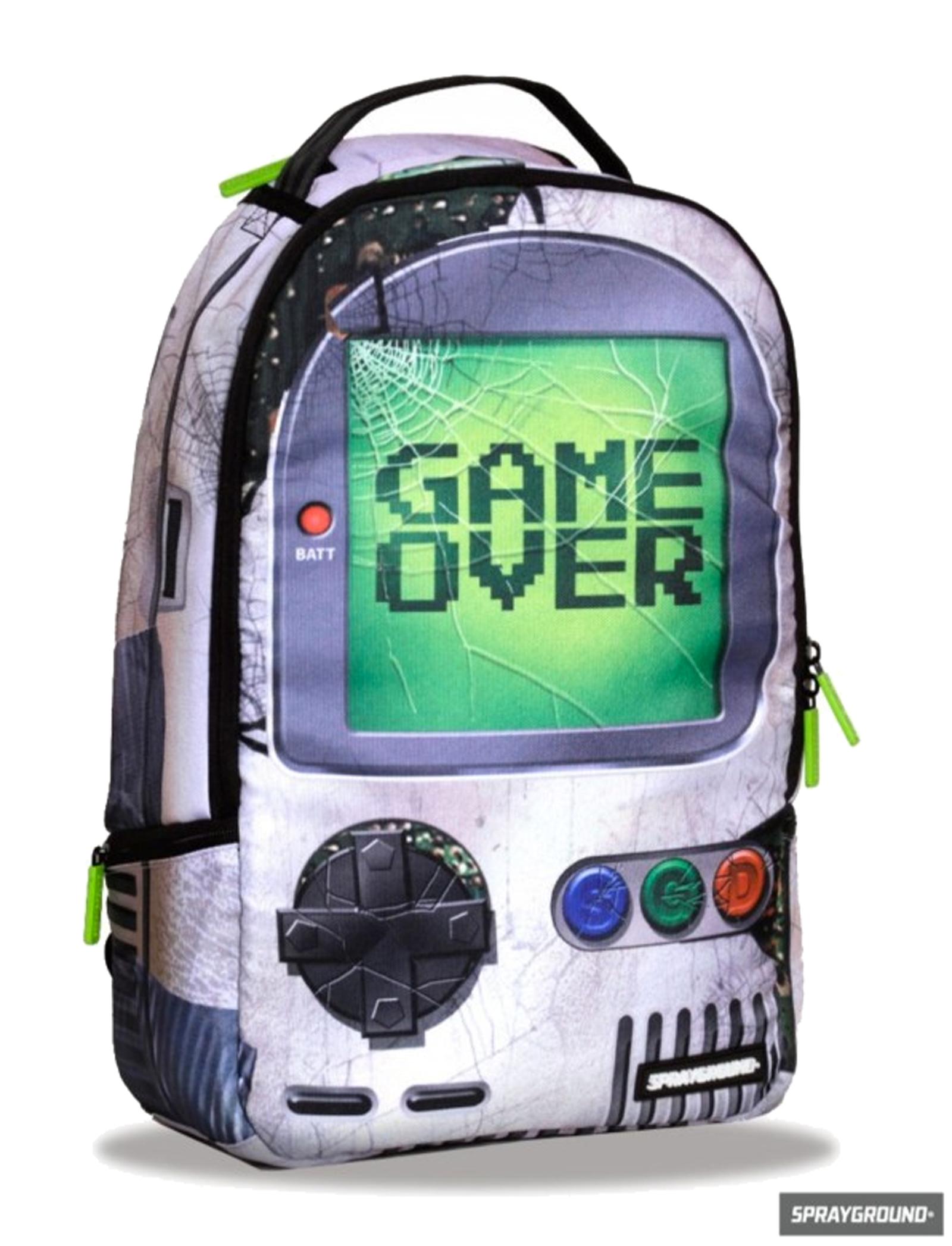 Sprayground - Game Over Gameboy Rucksack