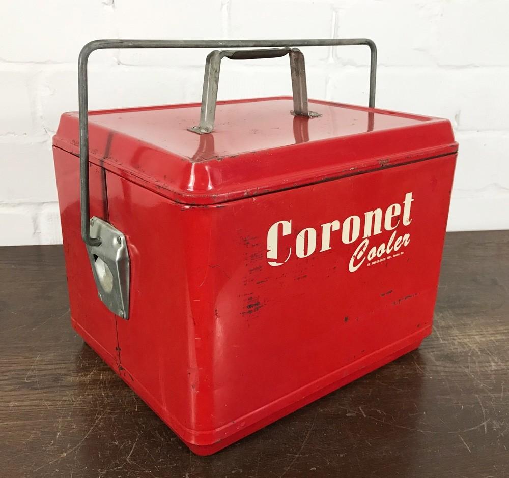 Original USA Kühlbox - Coronet Cooler