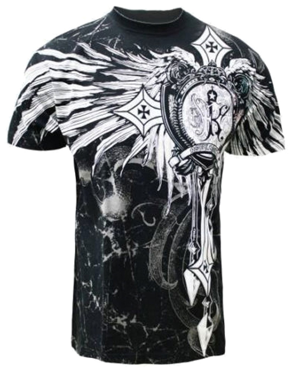 Konflic Clothing - Crosses Fenix T-Shirt