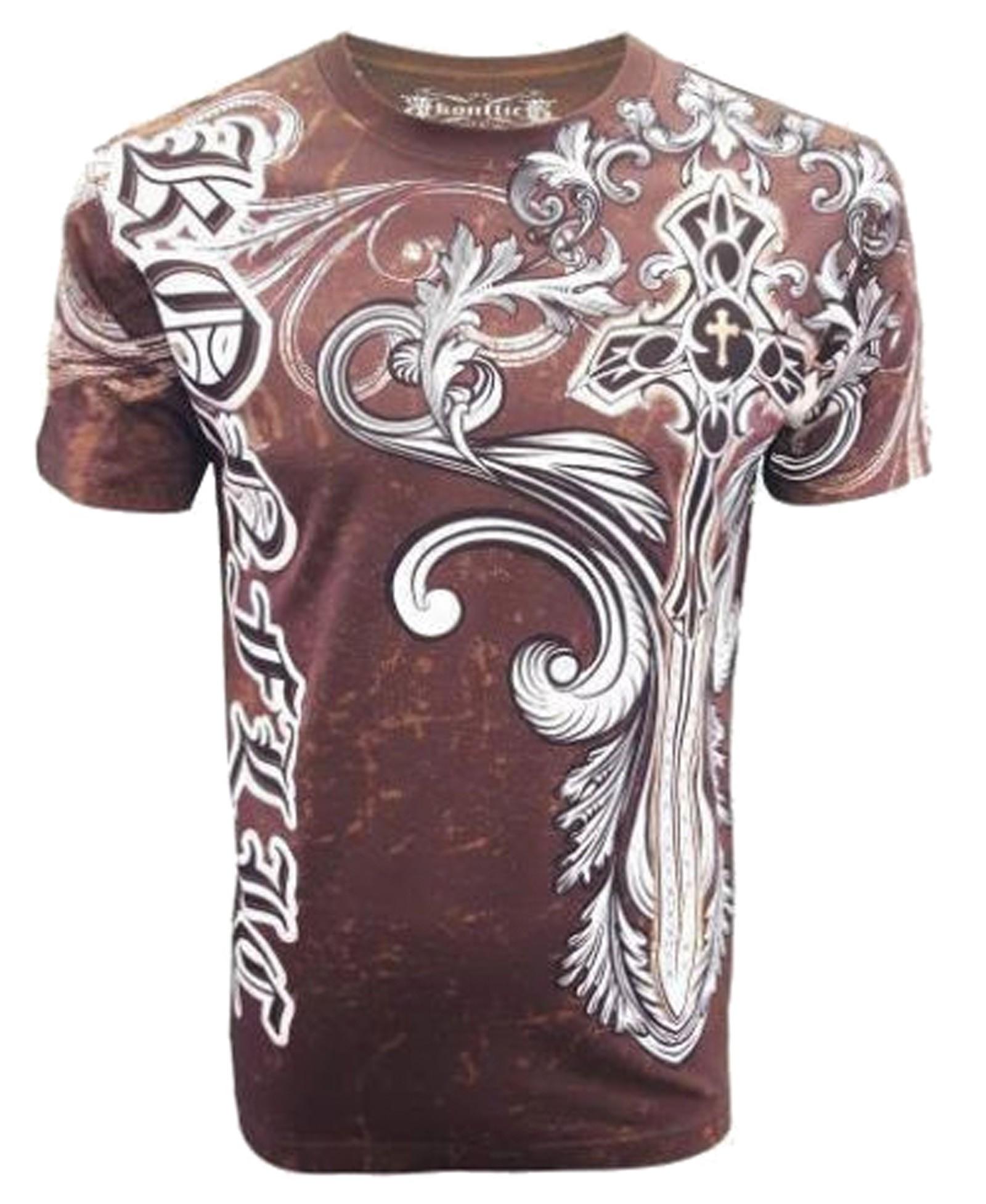 Konflic Clothing - La Santa Cruz T-Shirt Front