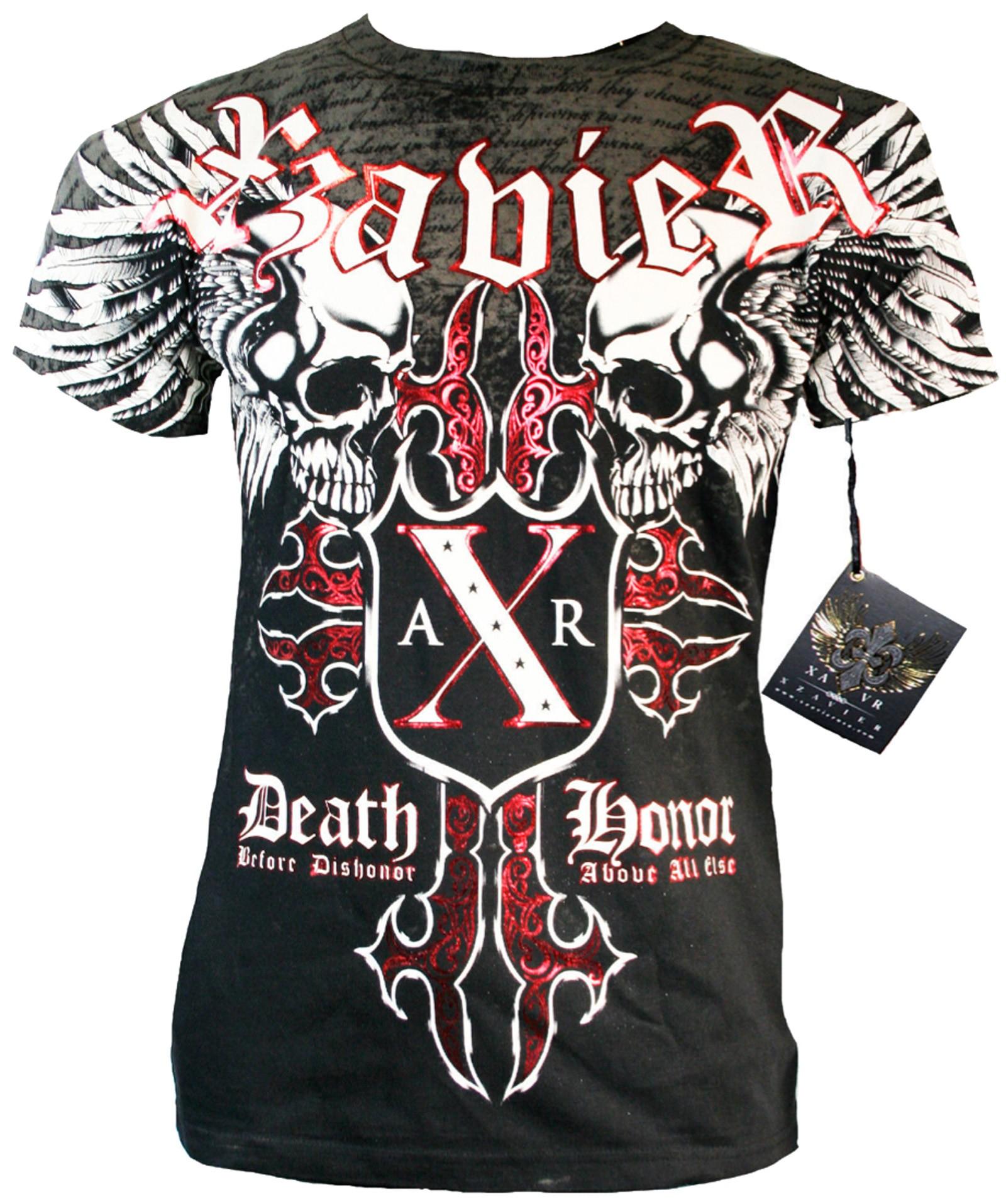 Xzavier - Death Cult T-Shirt Front