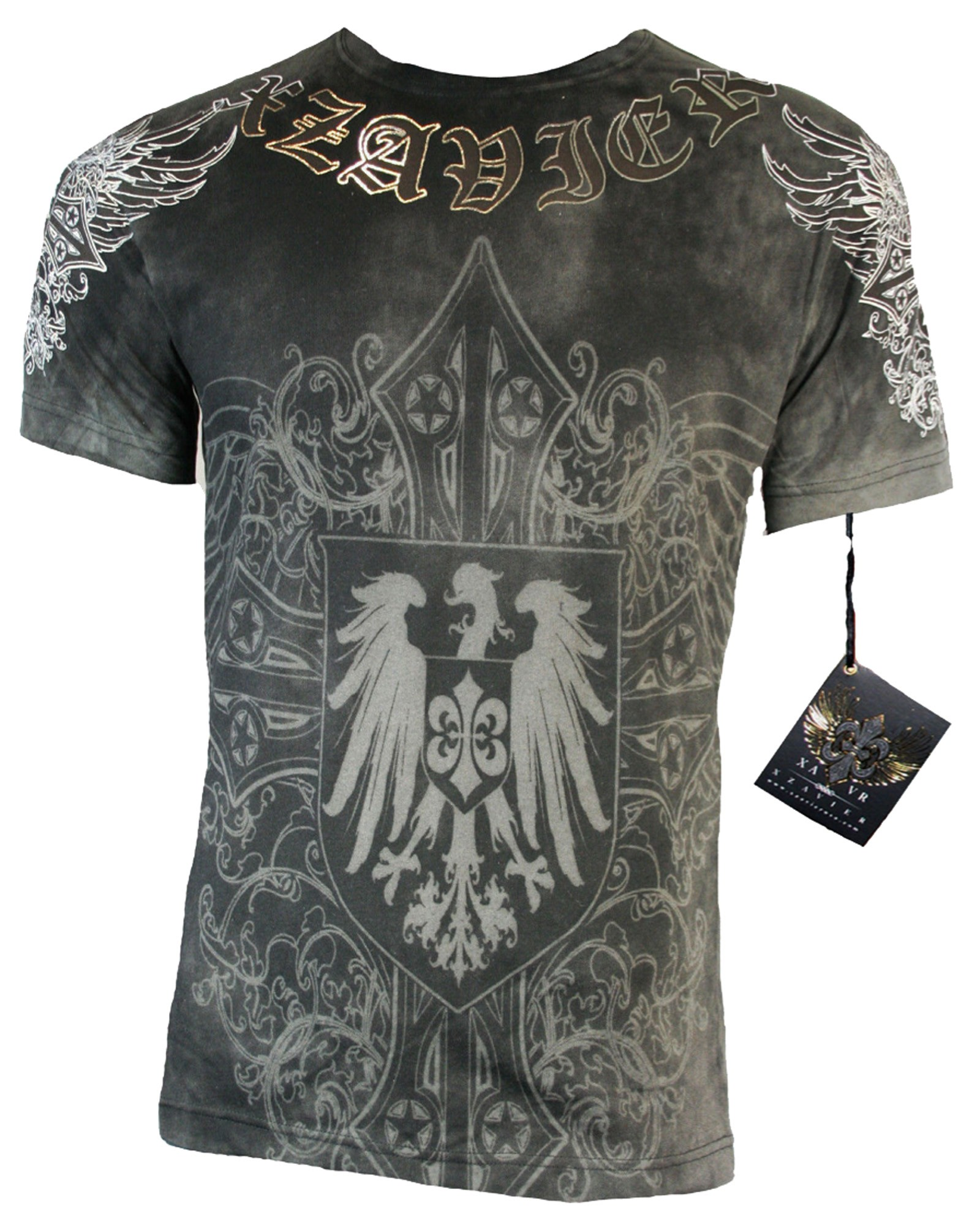 Xzavier - Delusion T-Shirt Front