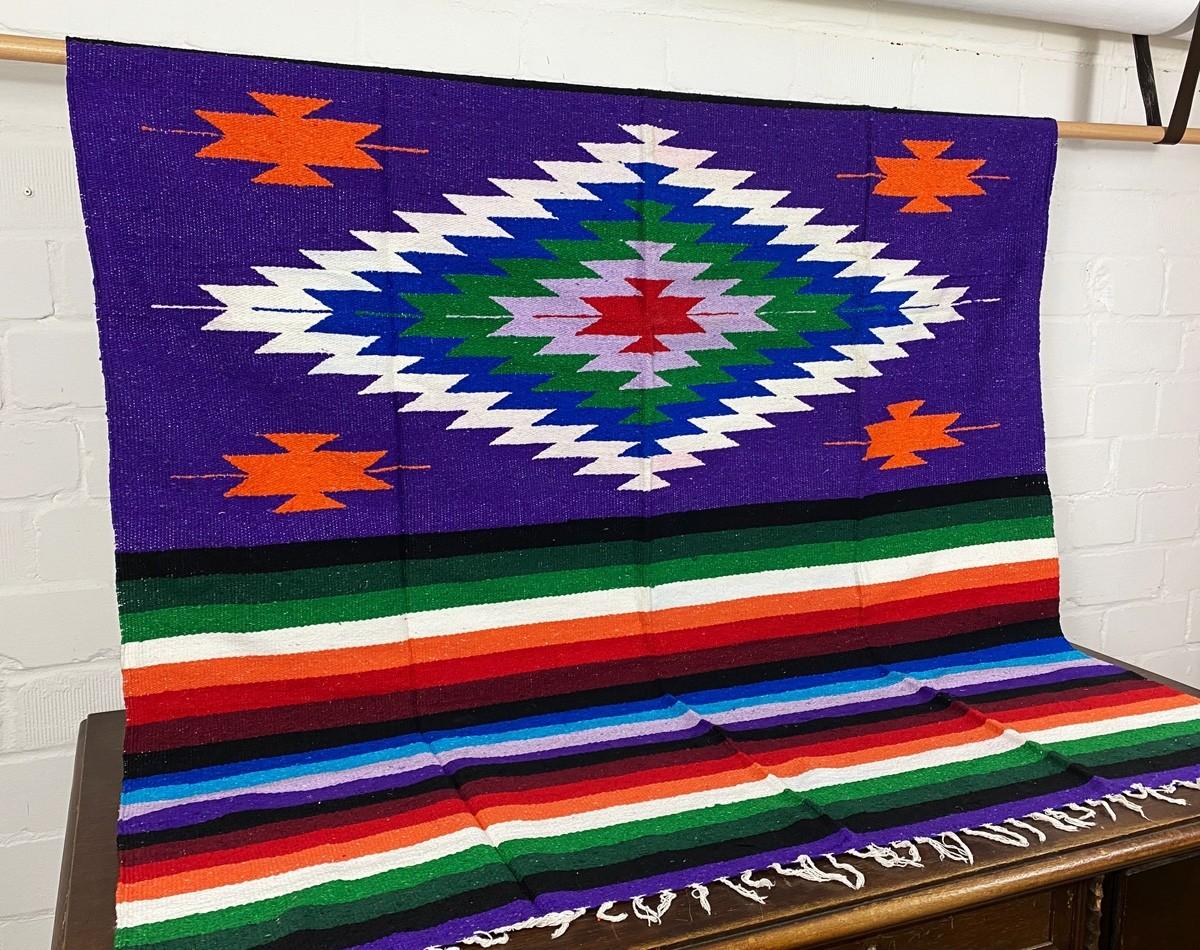 Mexiko Diamond Blanket Decke