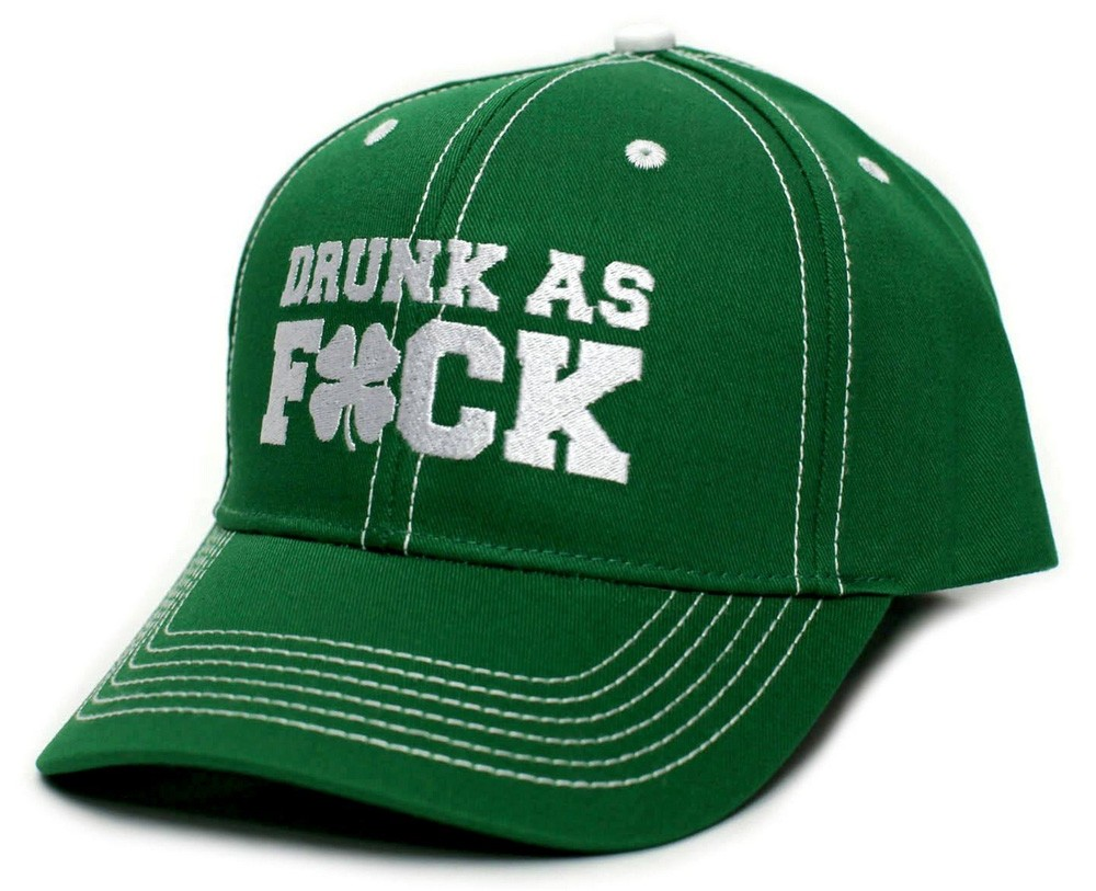 Retro Cap -  Drunk as Fuck Snapback Cap