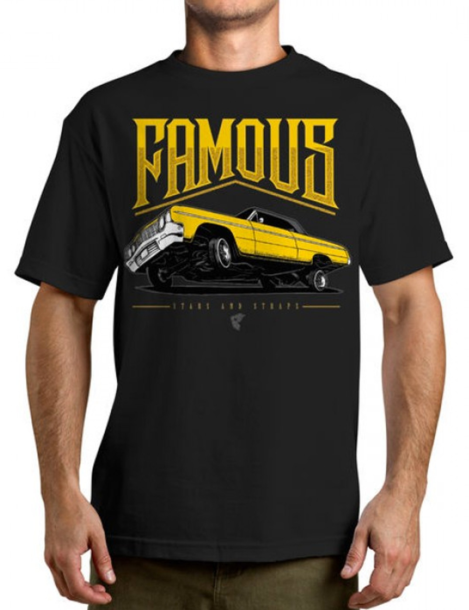 Famous Stars and Straps - Juiced T-Shirt