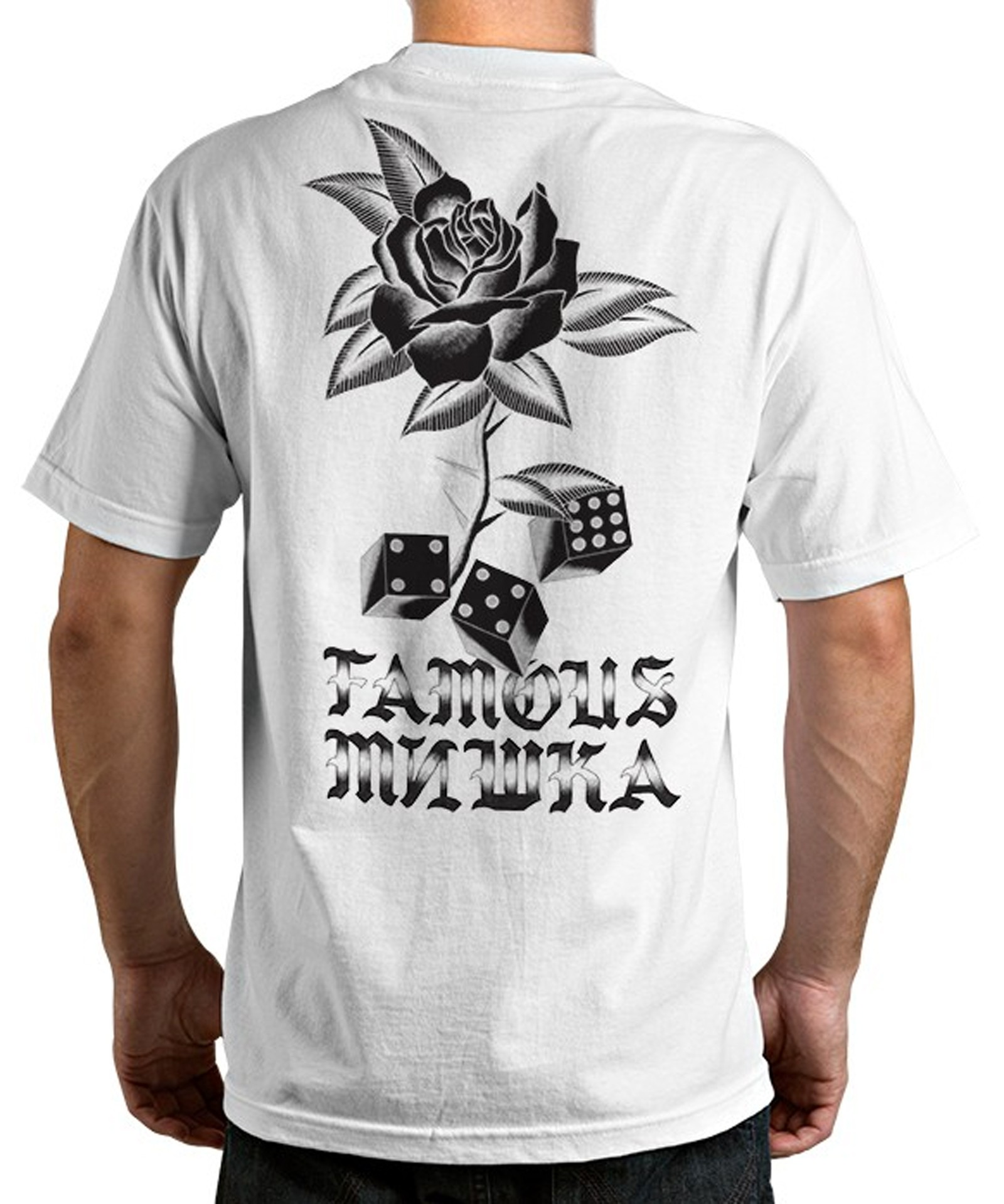 Famous Stars and Straps - Lucky Rose T-Shirt