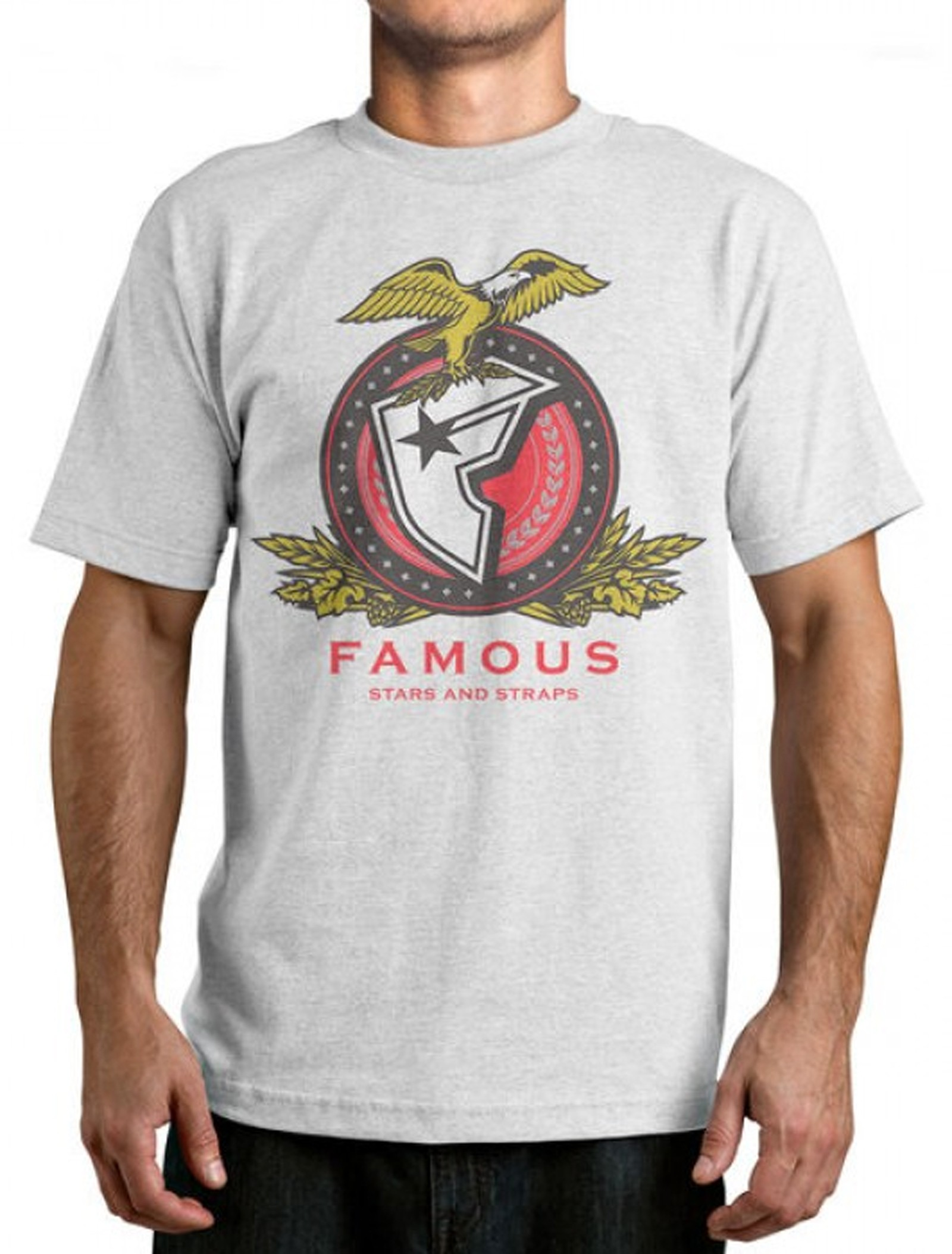 Famous Stars and Straps - Millmatic T-Shirt