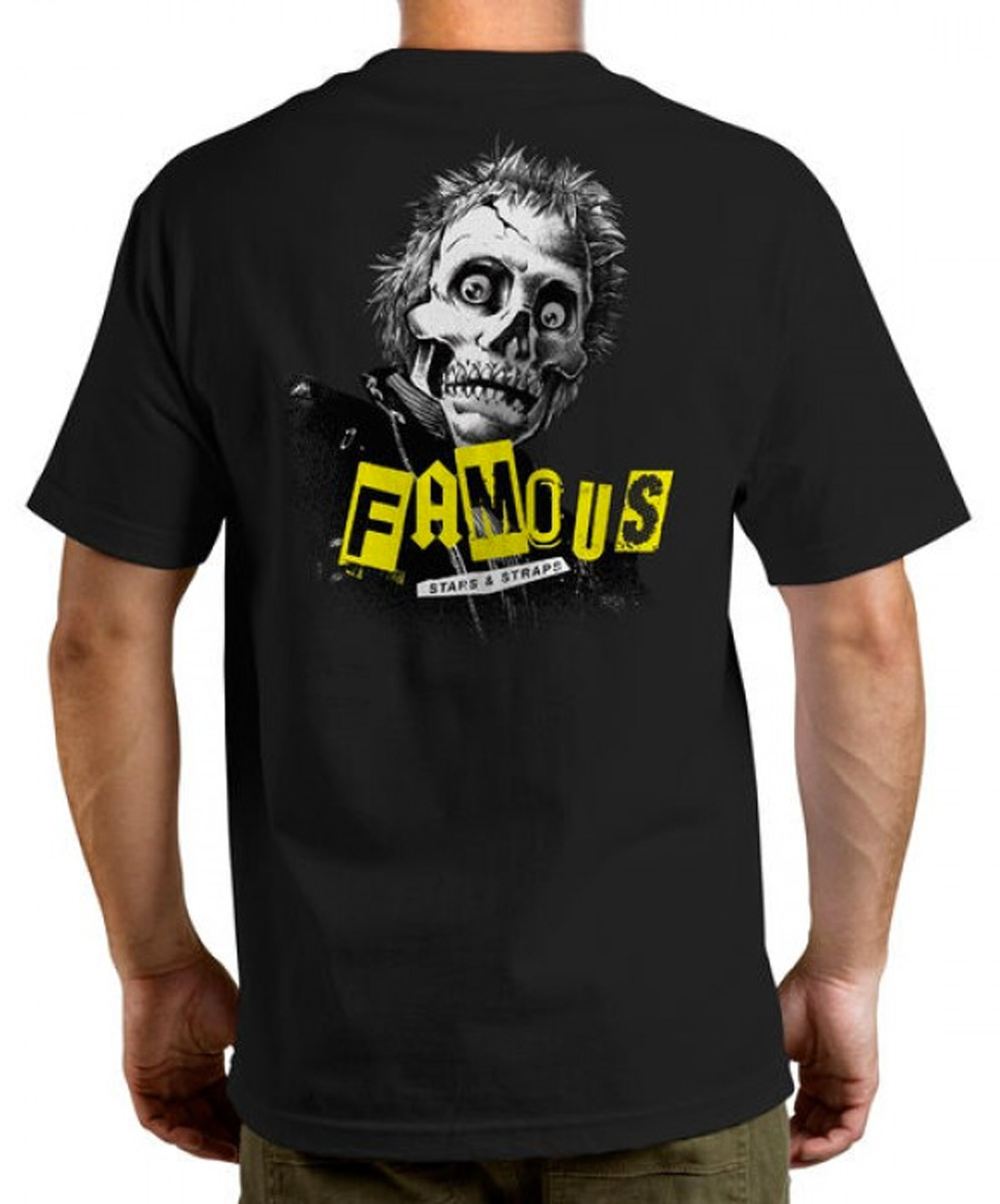 Famous Stars and Straps - Wanna Destroy T-Shirt