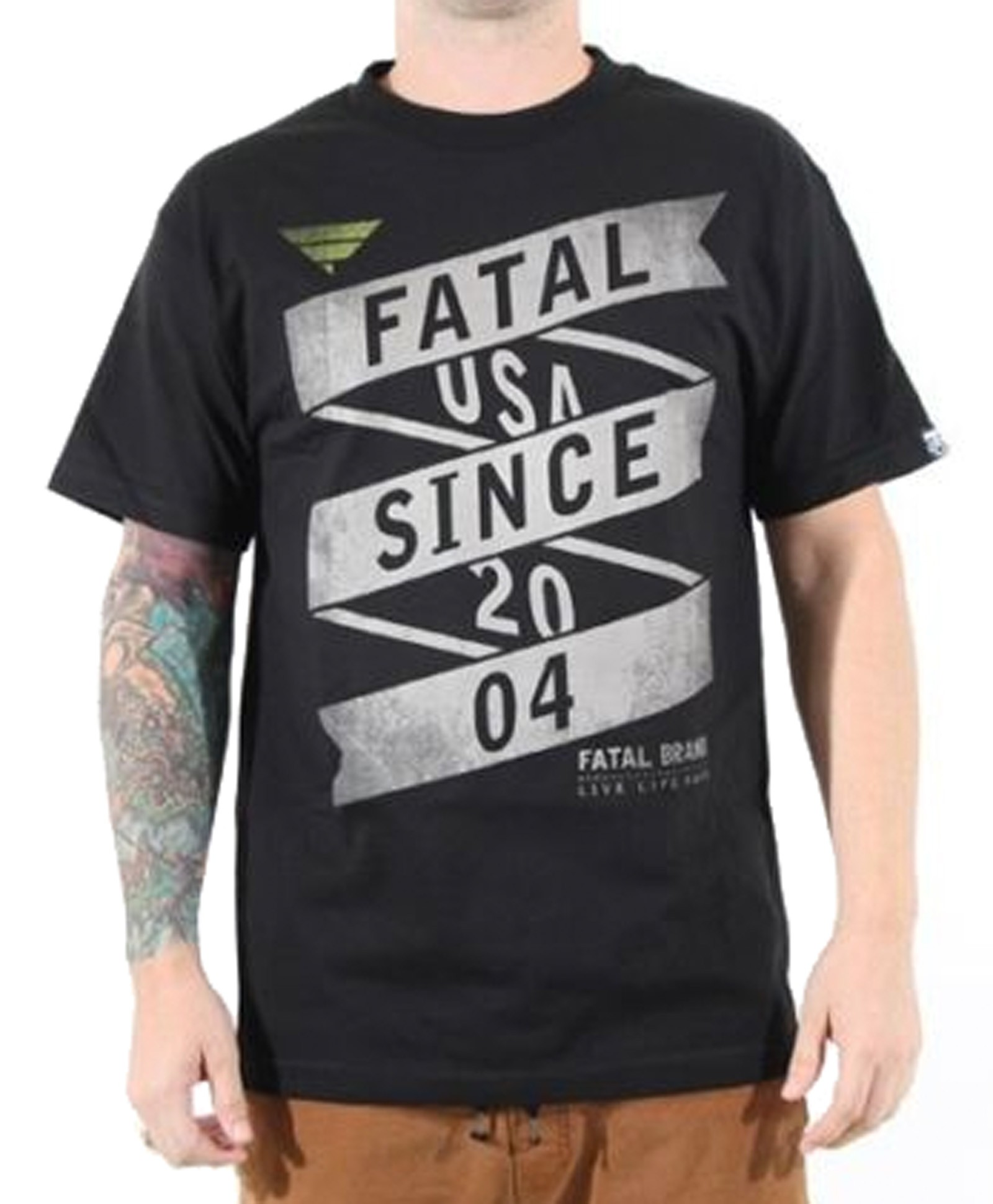Fatal Clothing - Expectation T-Shirt Front