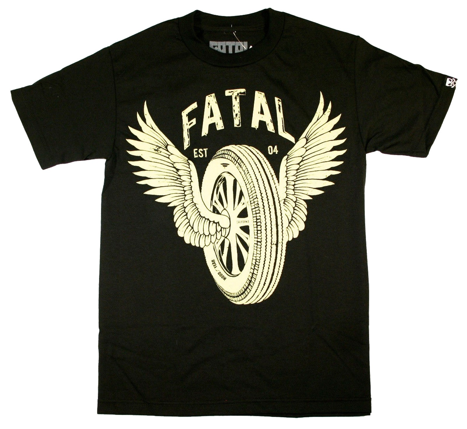 Fatal Clothing - Roll On T-Shirt Front