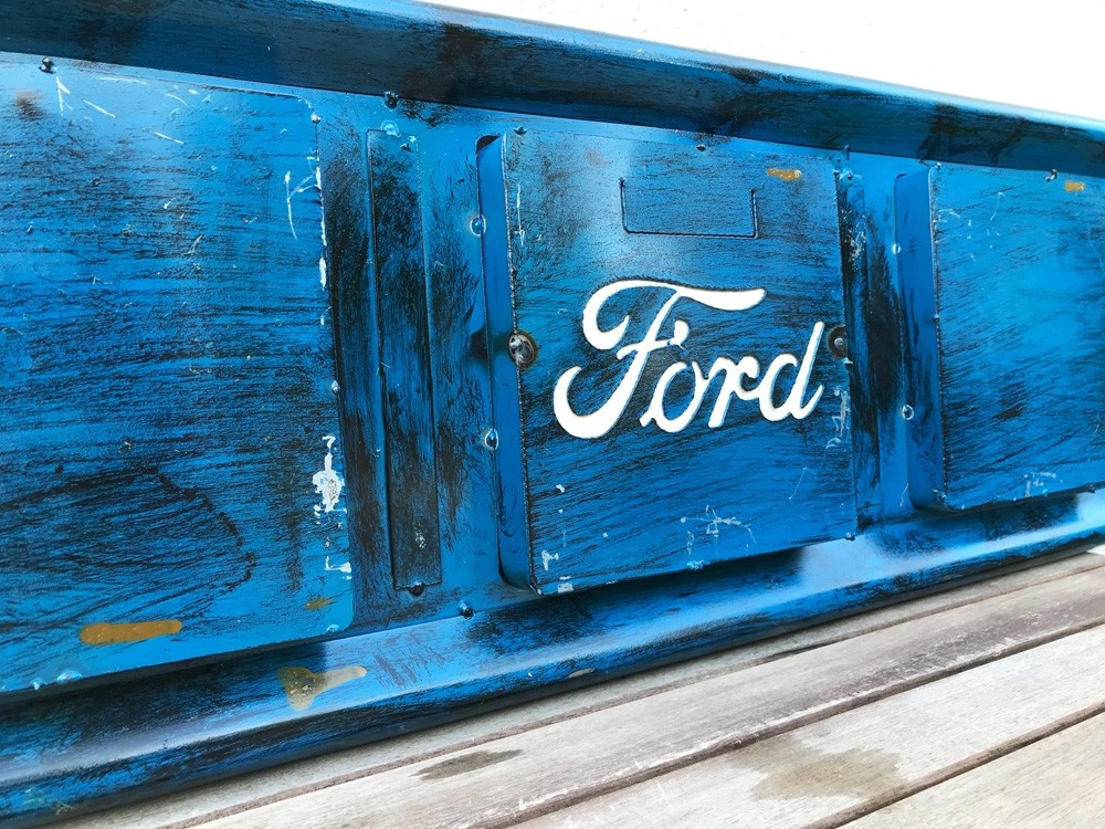 Ford Heckklappe - Ford Tailgate