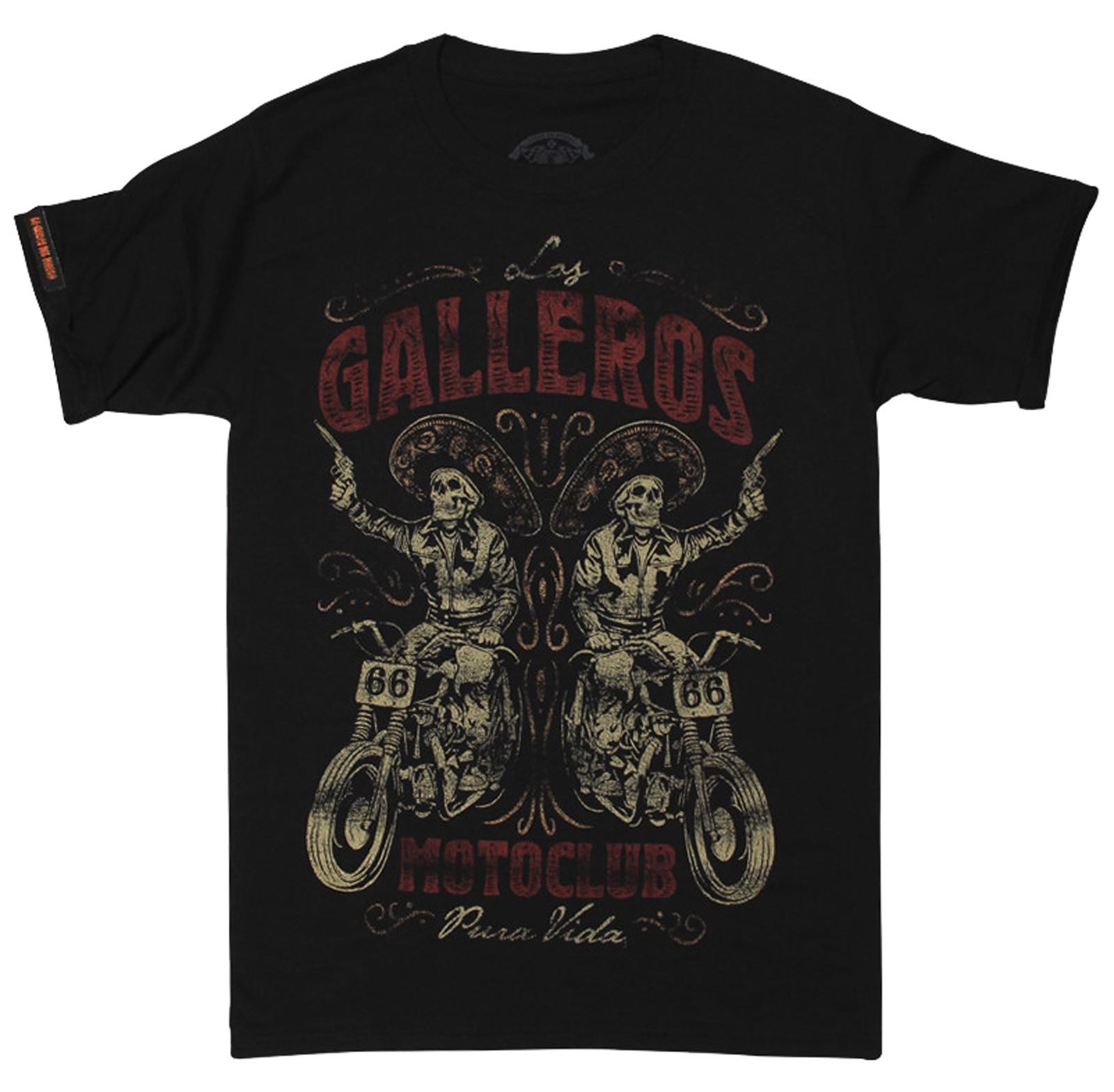 La Marca Del Diablo - Galleros T-Shirt Front