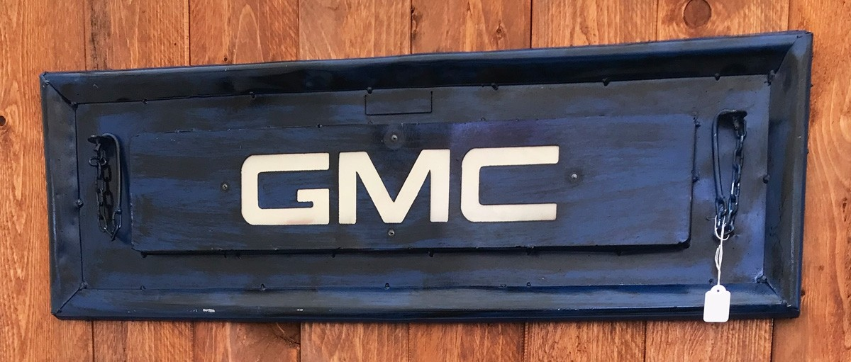 GMC Heckklappe - GMC Tailgate