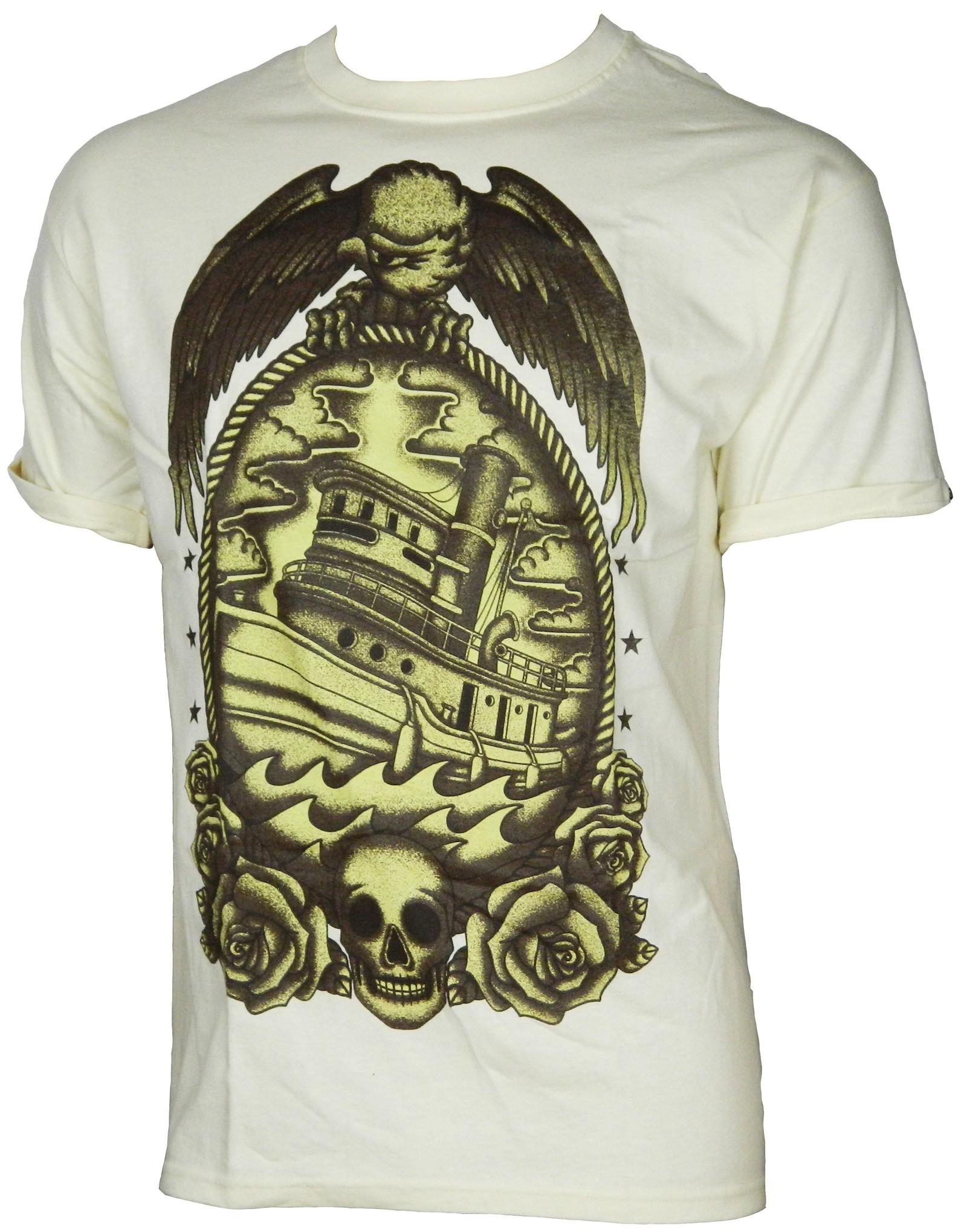 La Marca Del Diablo - Homeward Bound T-Shirt Front