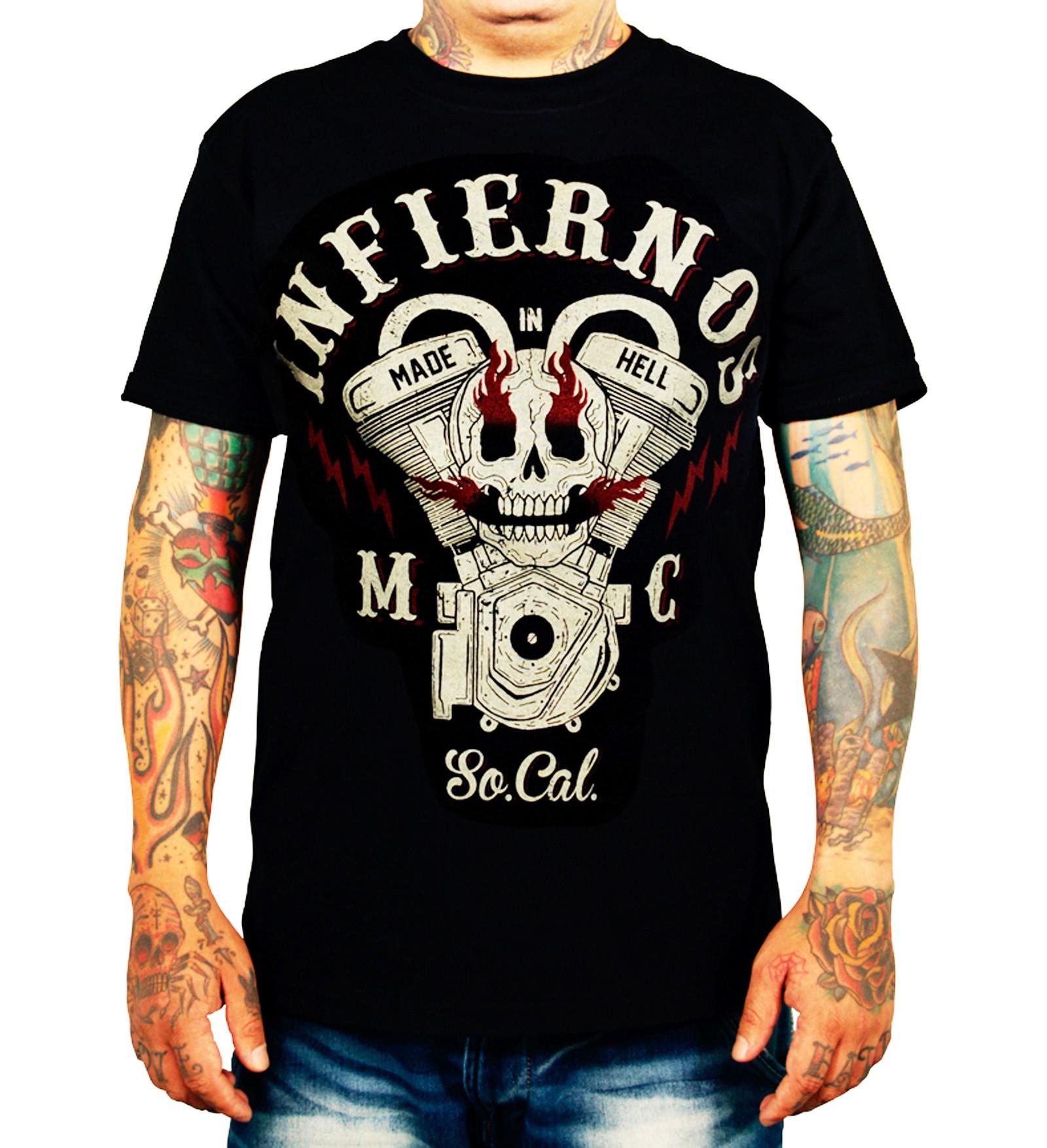 La Marca Del Diablo - Infiernos MC T-Shirt