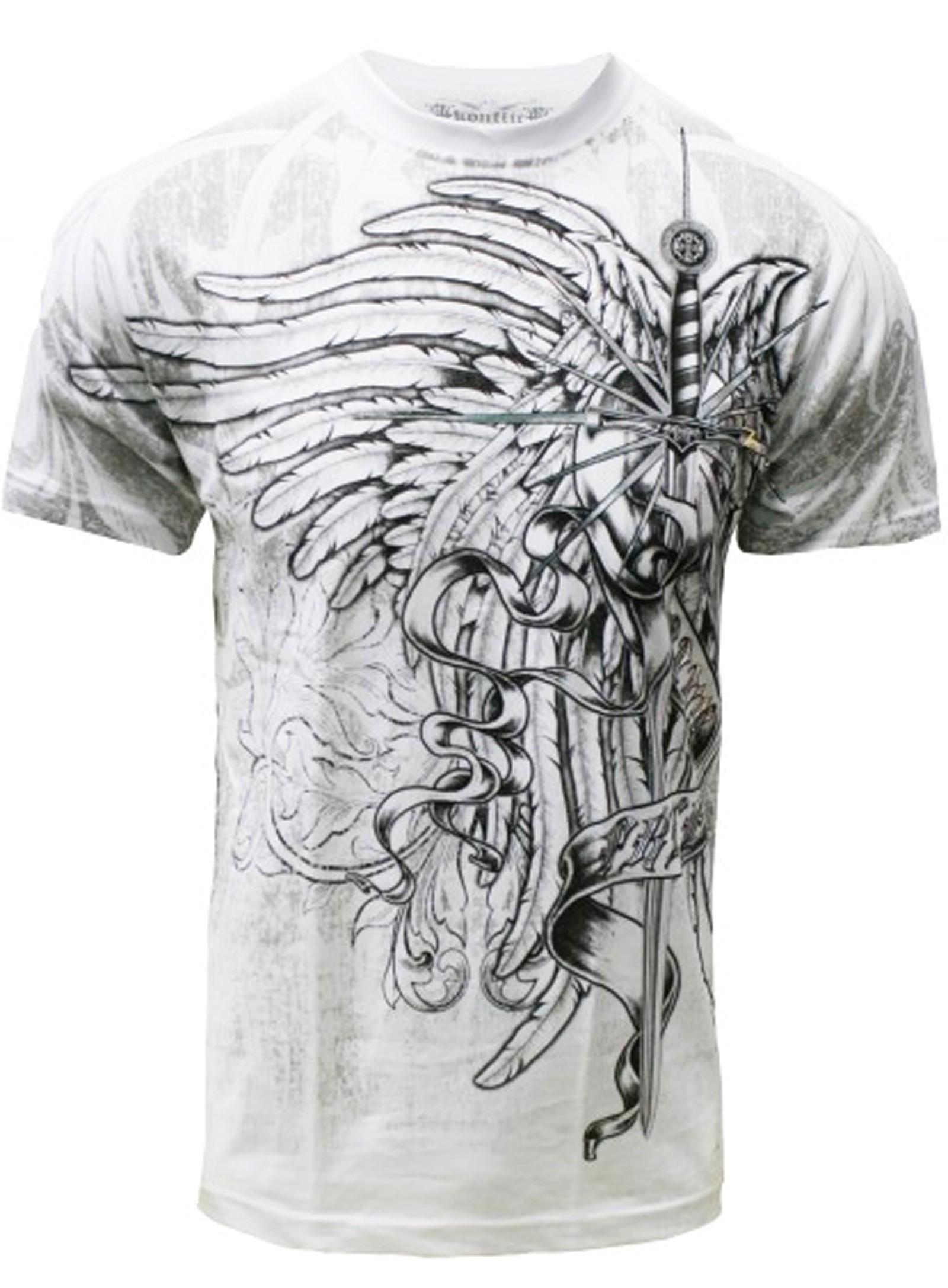 Konflic Clothing - Be My Shield T-Shirt