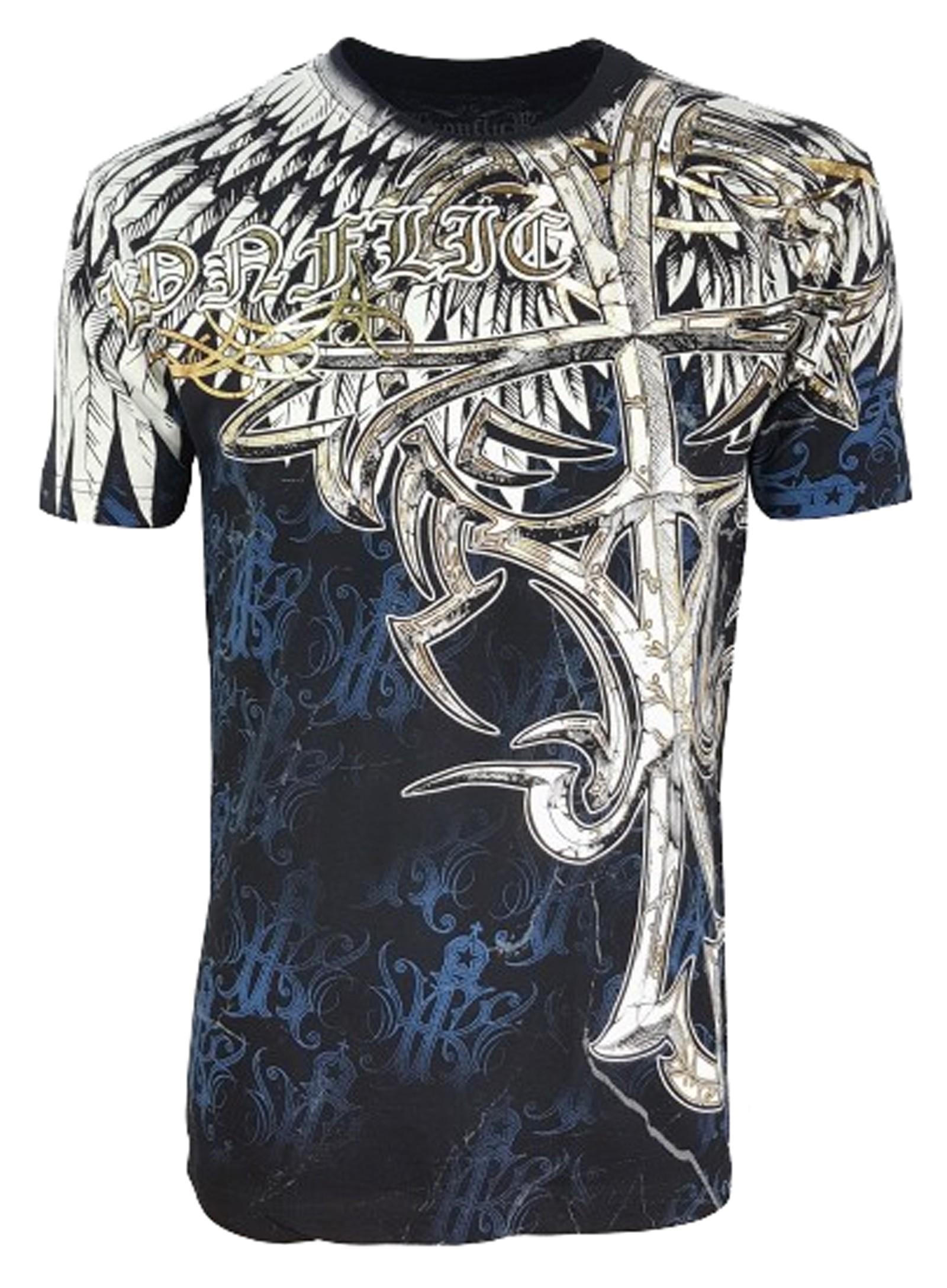 Konflic Clothing - Crusader T-Shirt