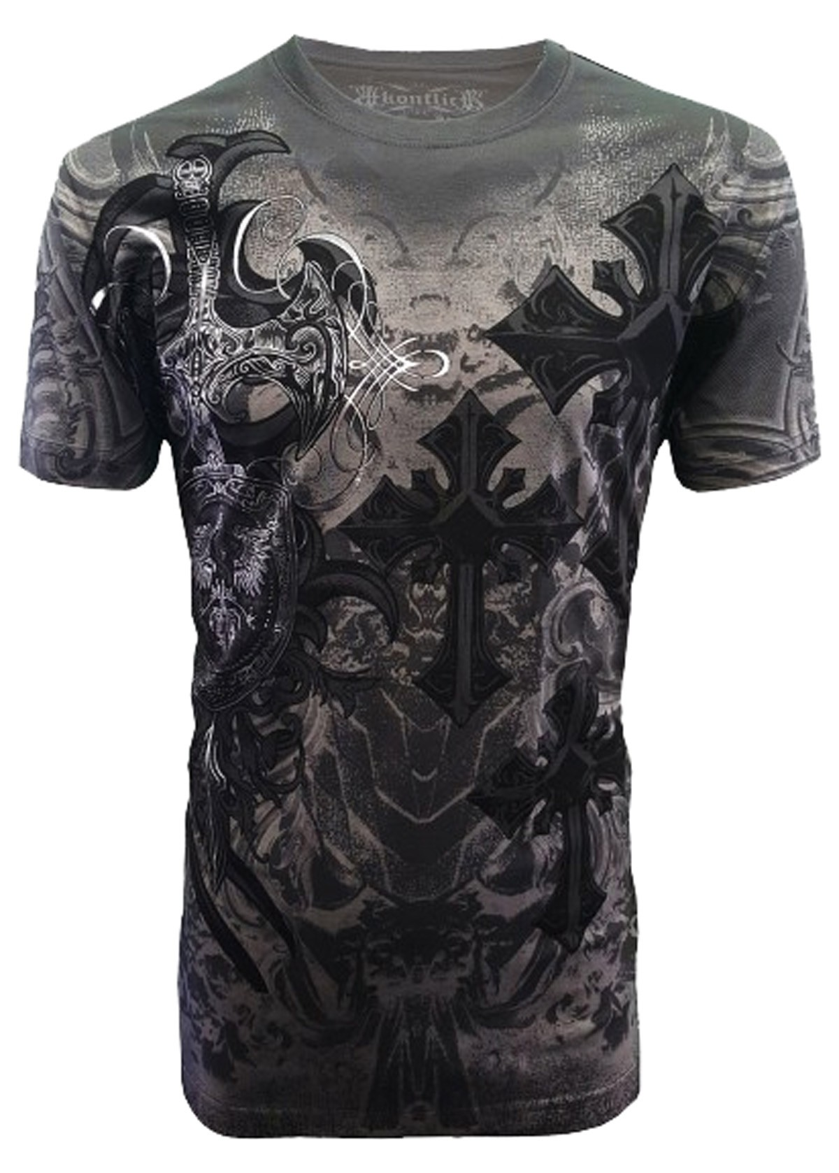Konflic Clothing - God Bless T-Shirt