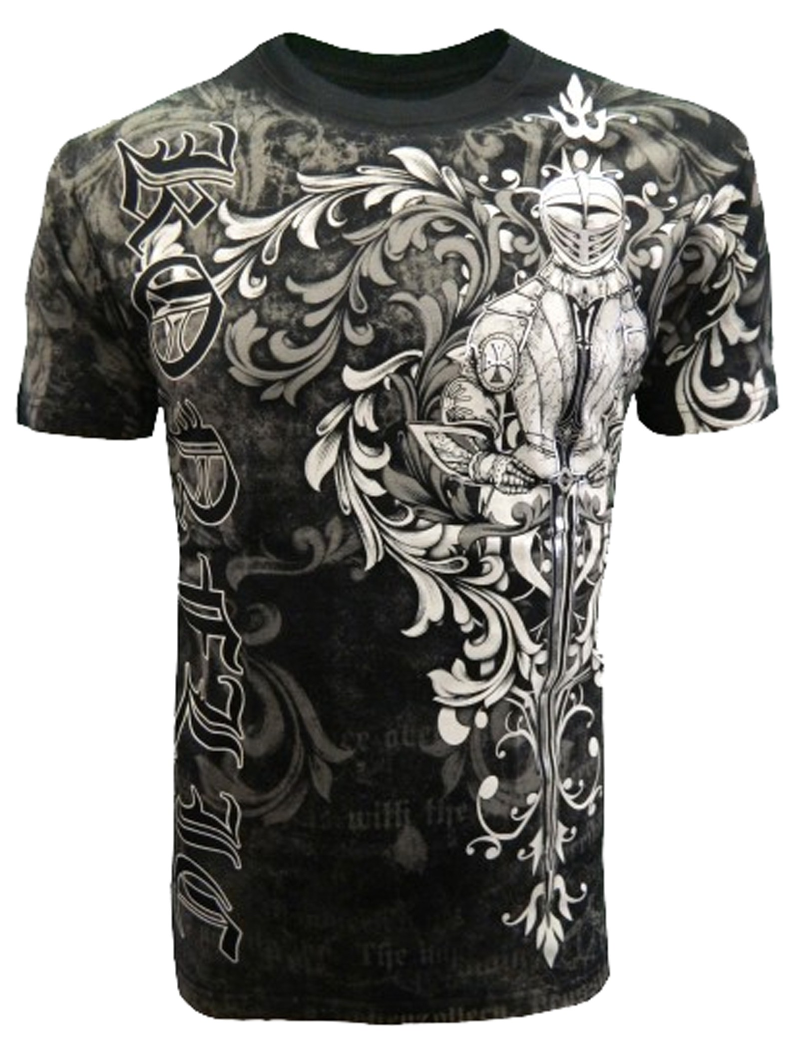 Konflic Clothing - Knight Wars T-Shirt