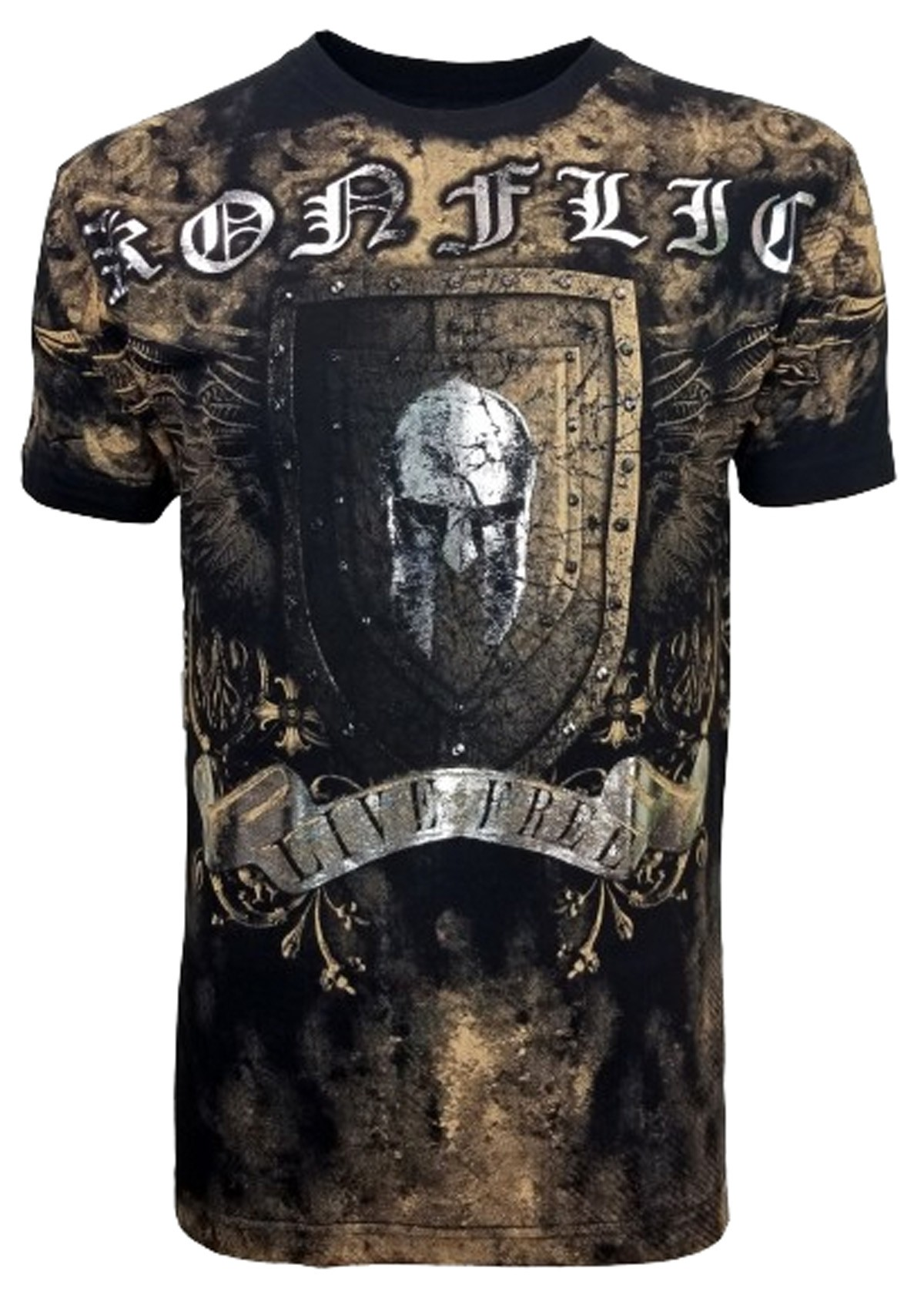 Konflic Clothing - Lords Templar T-Shirt