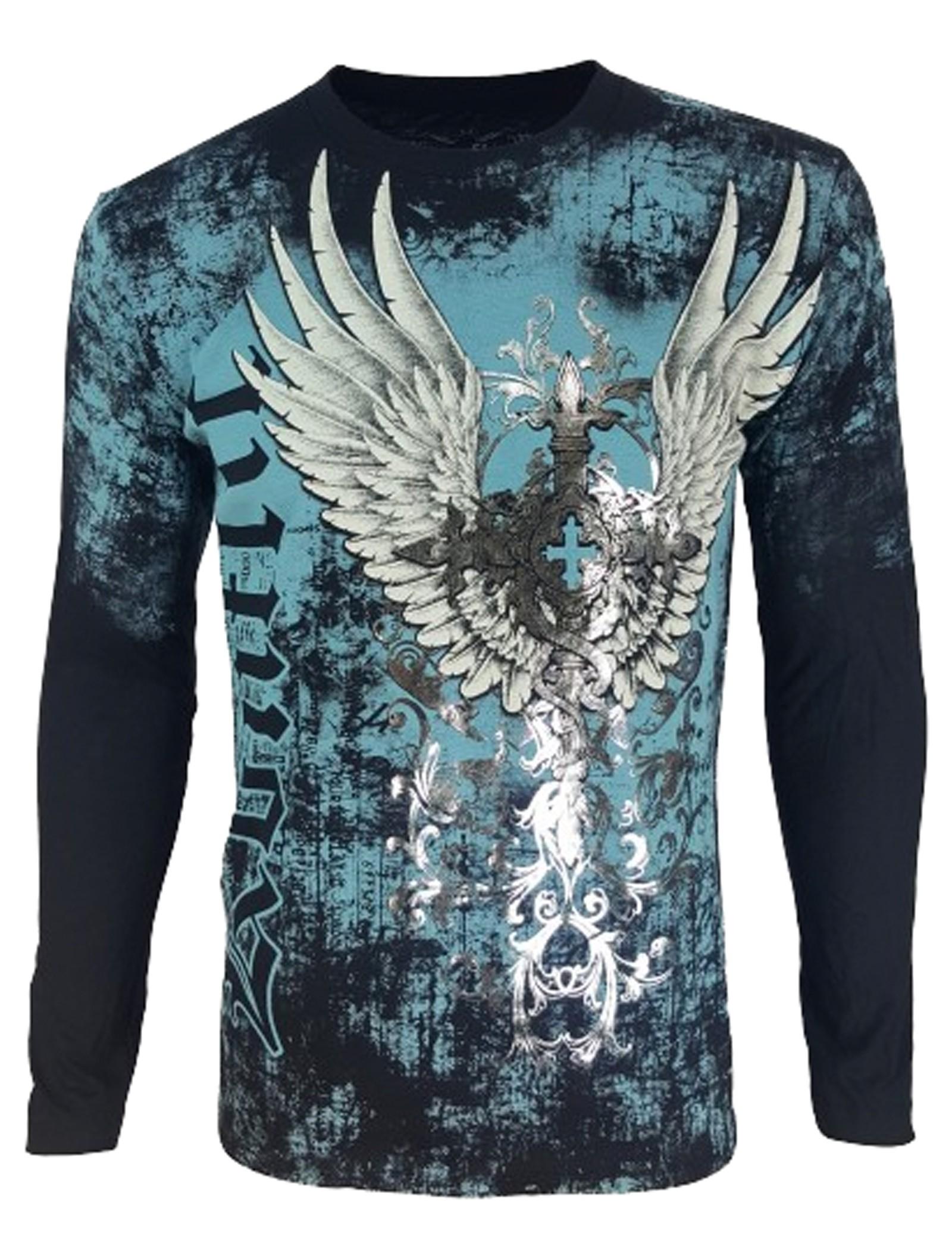 Konflic Clothing - No Regrets Longsleeve T-Shirt