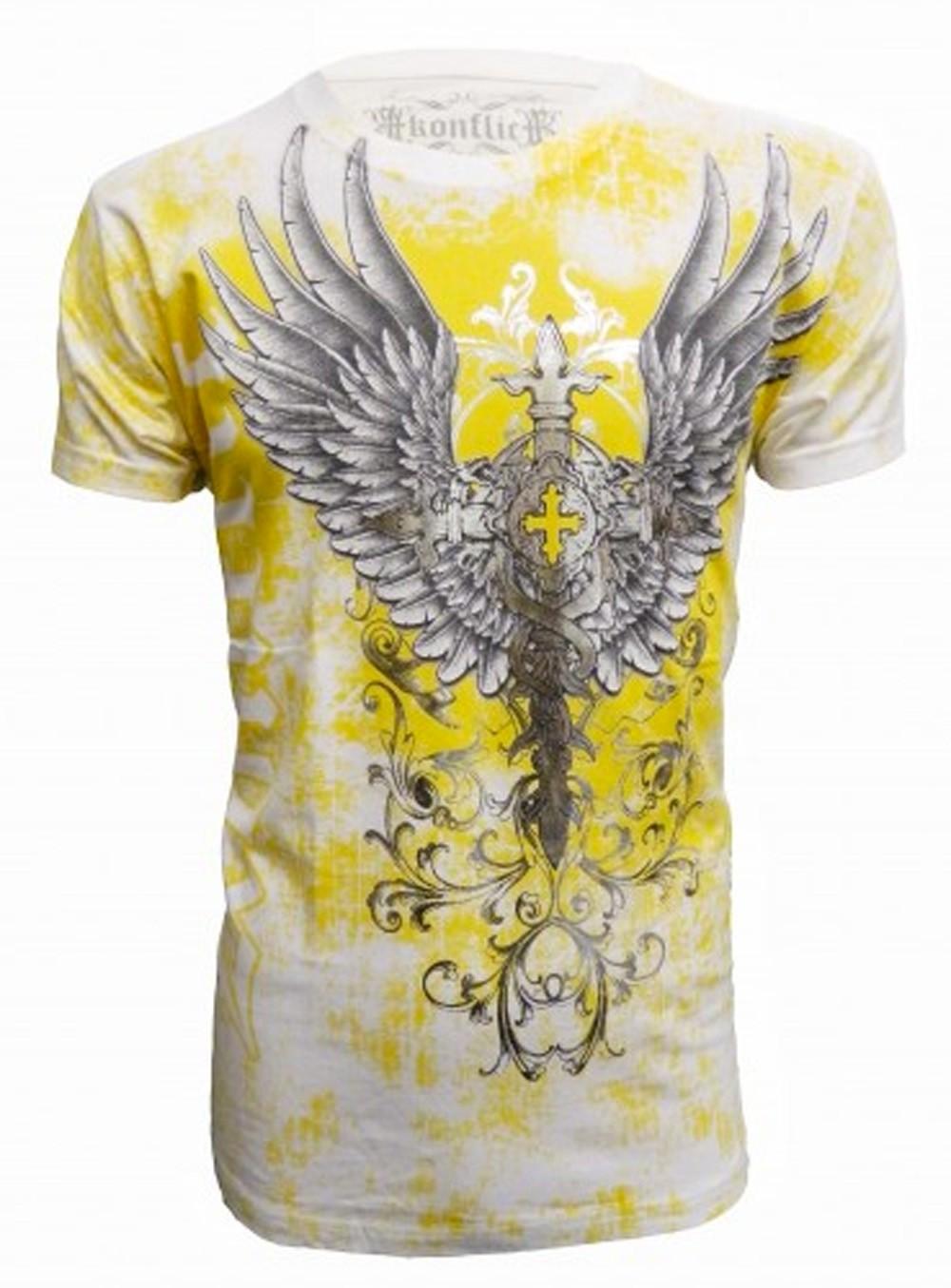 Konflic Clothing - No Regrets T-Shirt