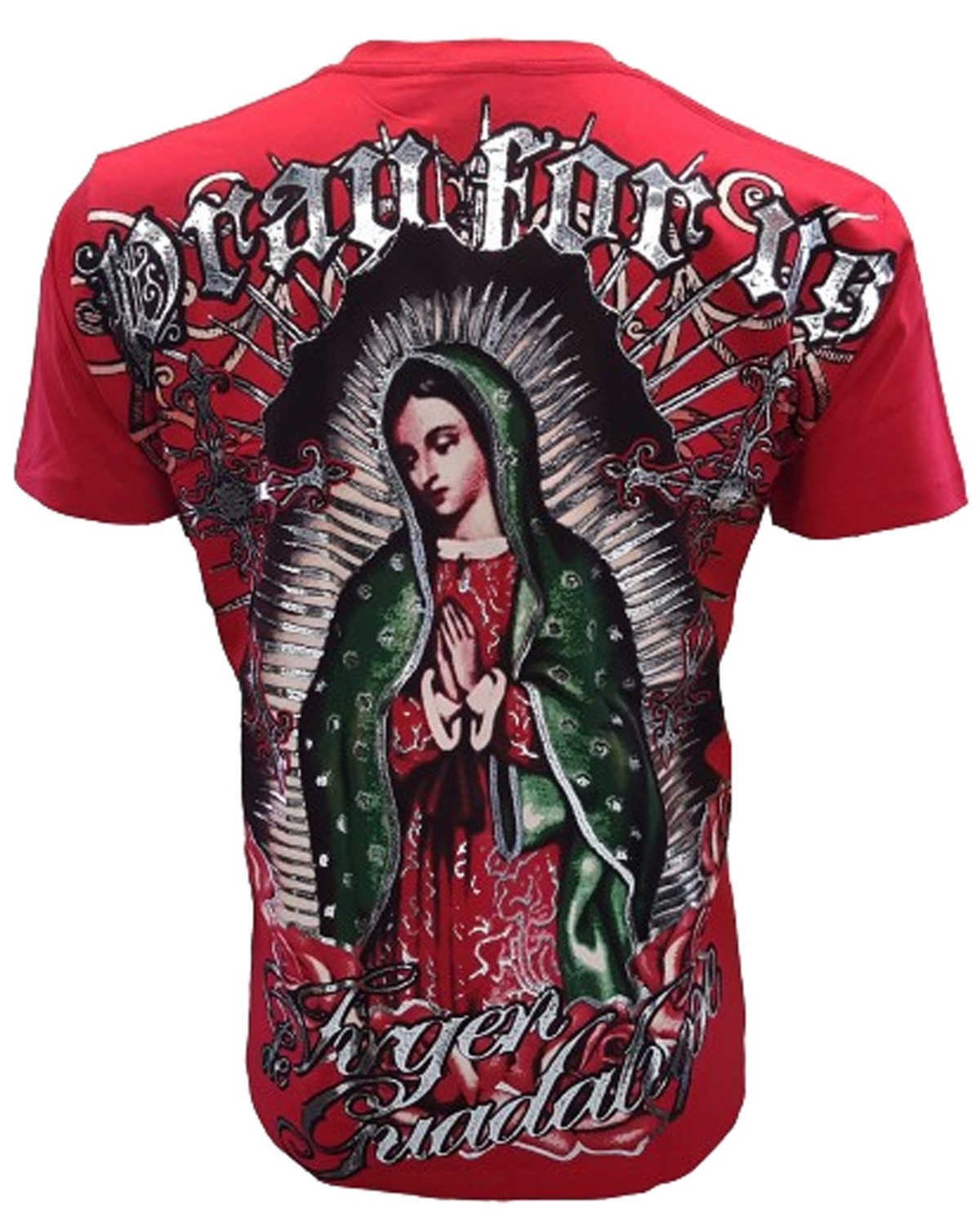 Konflic Clothing - Pray For Us T-Shirt