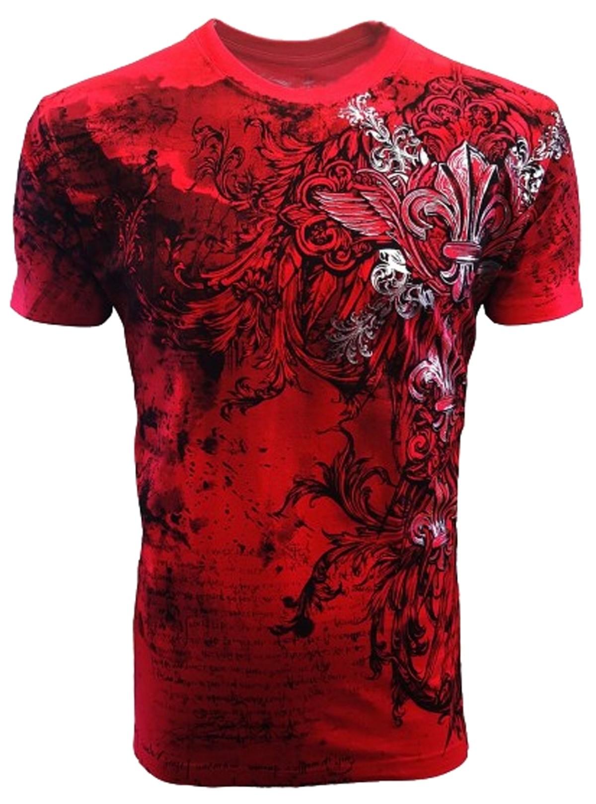 Konflic Clothing - Royal Fleur De Lis T-Shirt