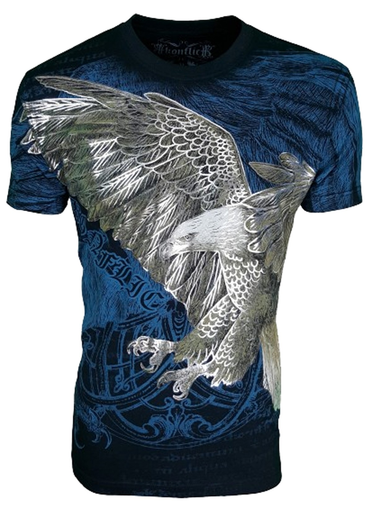 Konflic Clothing - Screaming Eagle T-Shirt