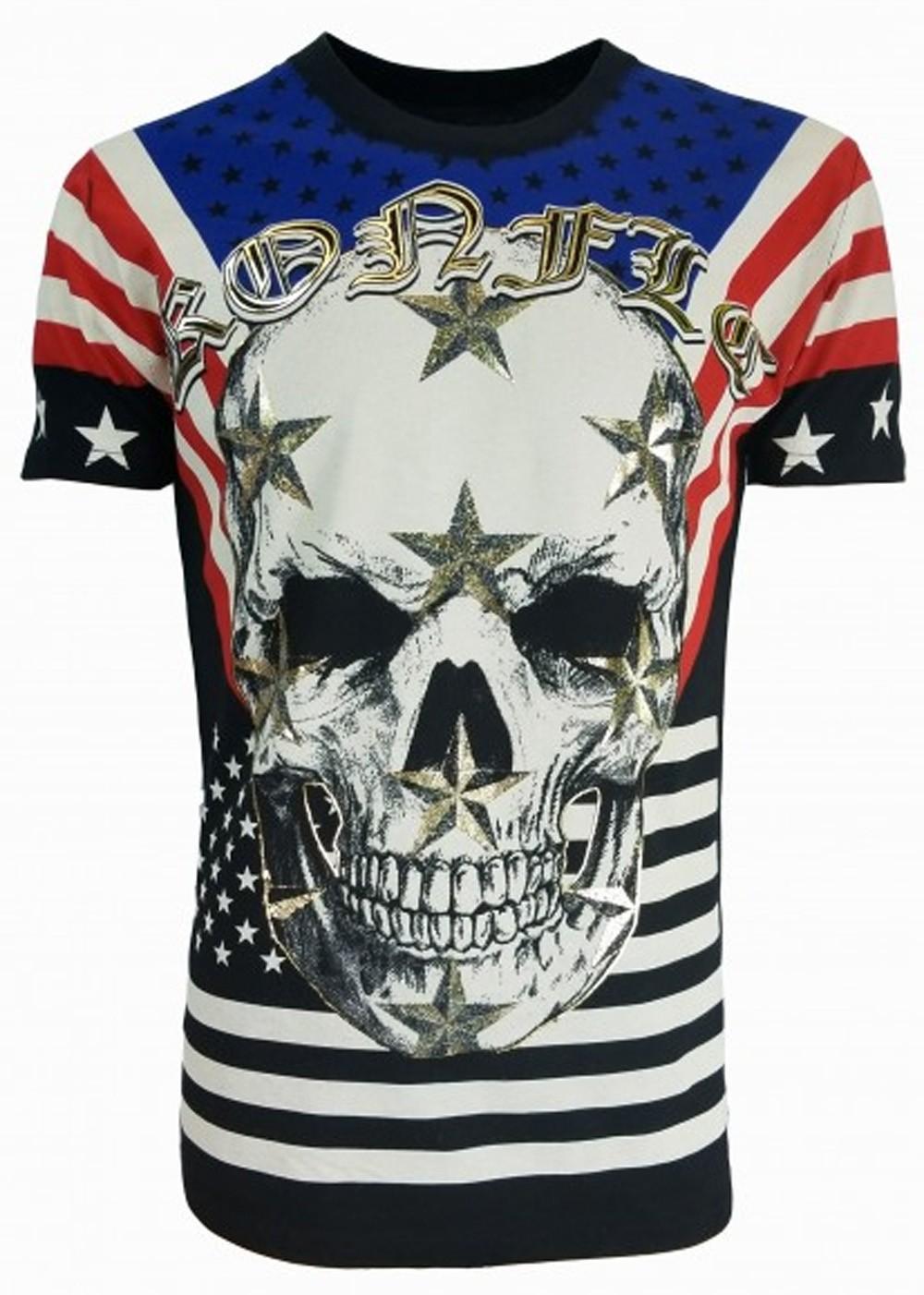 Konflic Clothing - Star Gazer T-Shirt