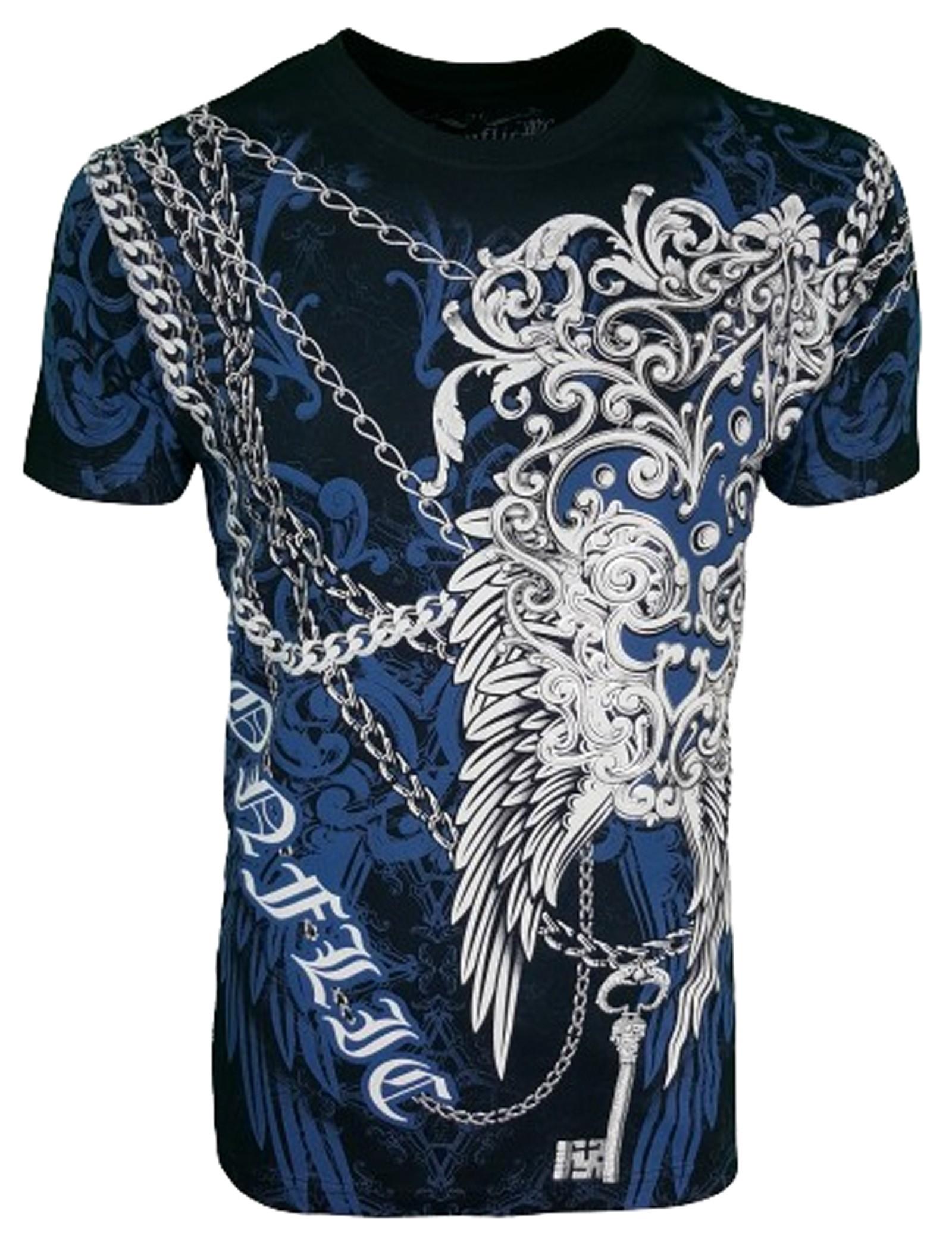 Konflic Clothing - Starlite Chains T-Shirt