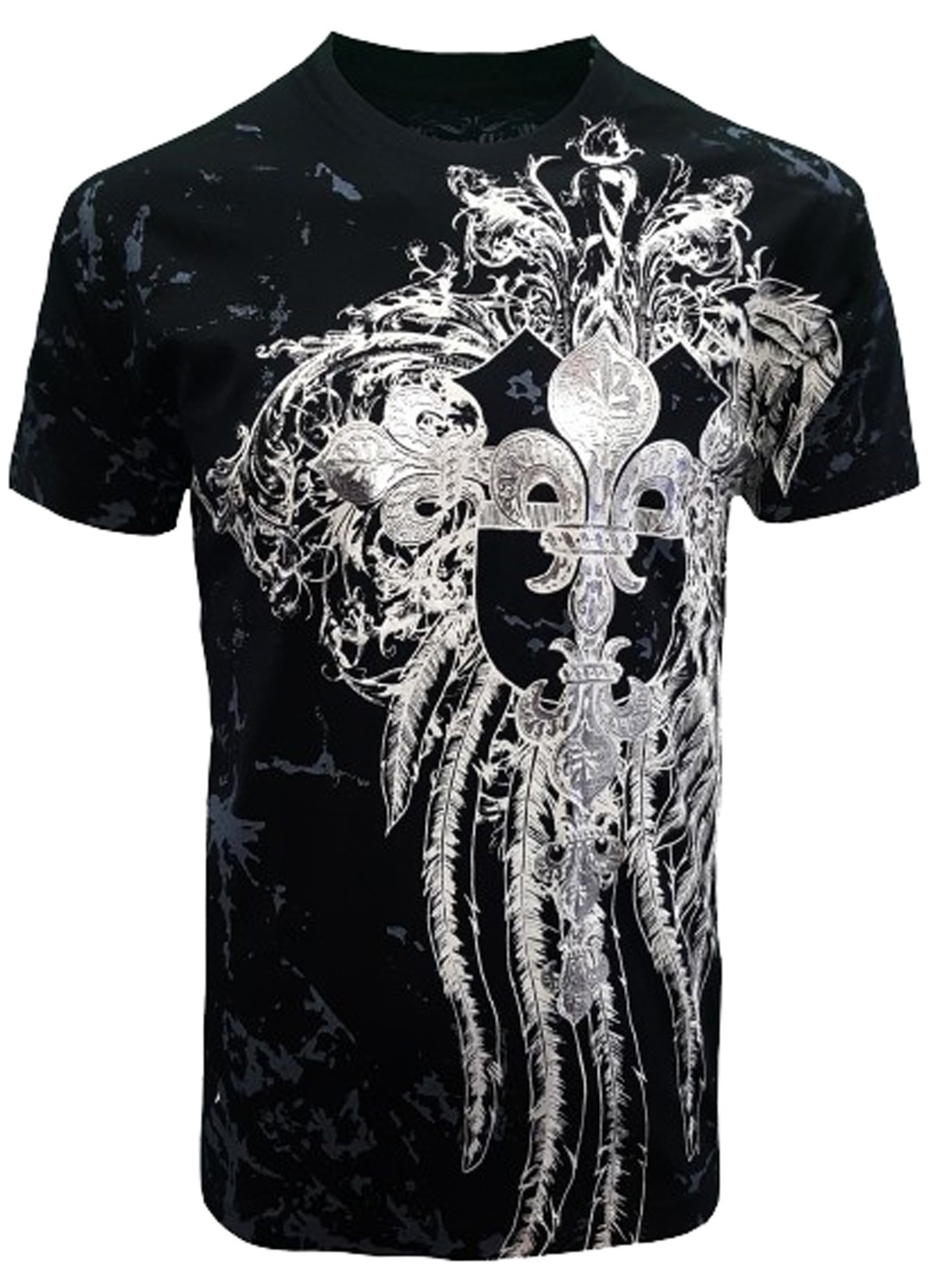 Konflic Clothing - Fleur De Lis T-Shirt