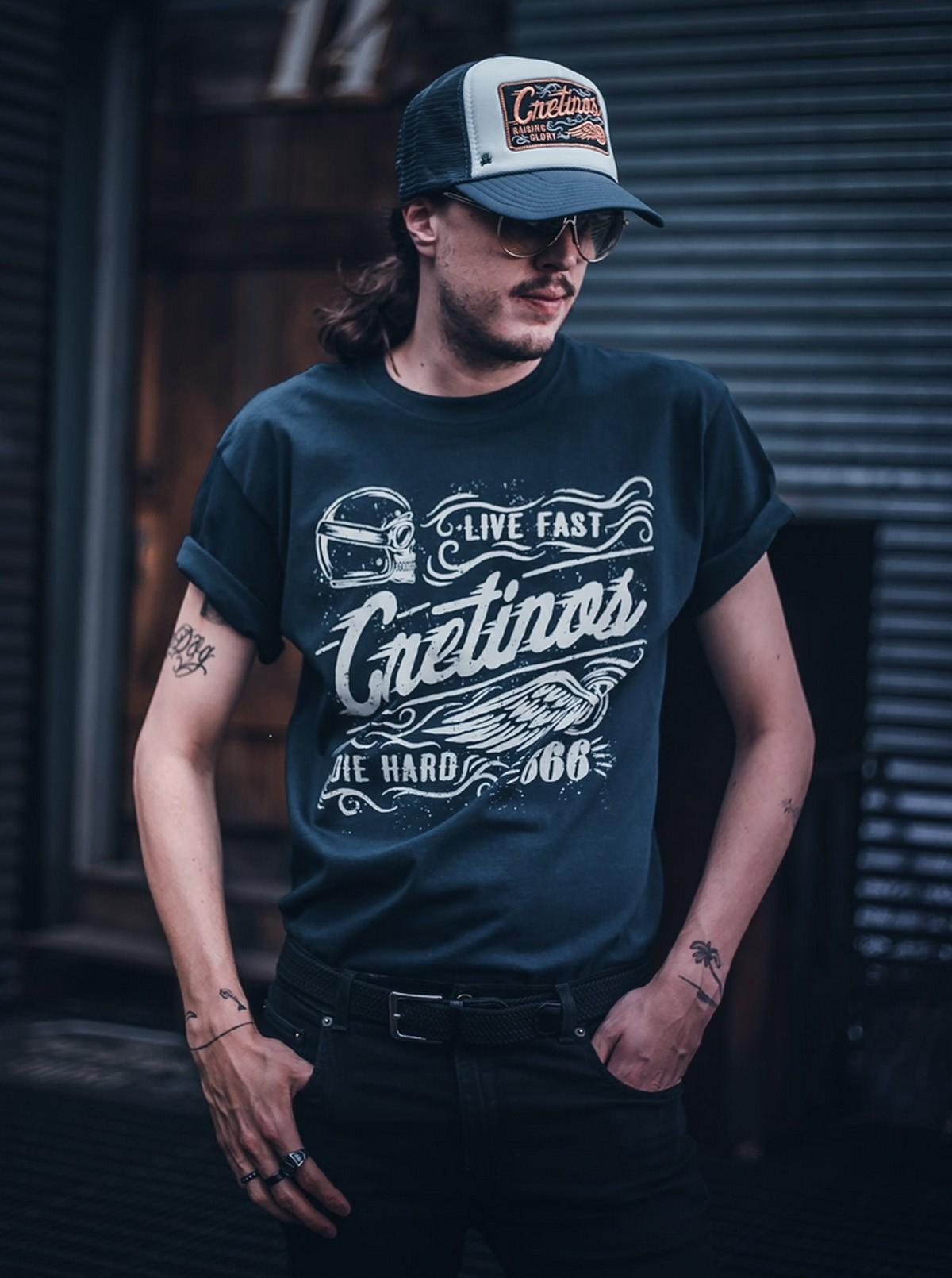 La Marca Del Diablo - Cretinos T-Shirt