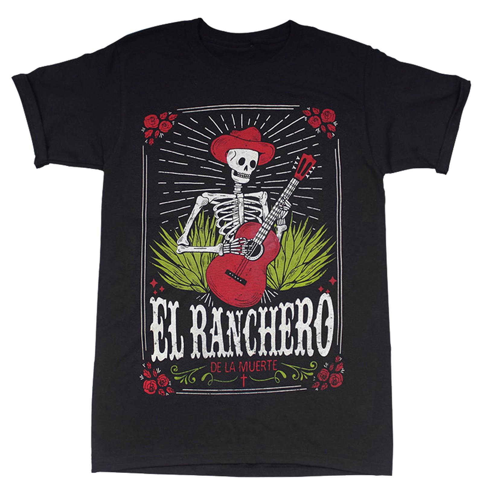 La Marca Del Diablo - Ranchero de la Muerte T-Shirt