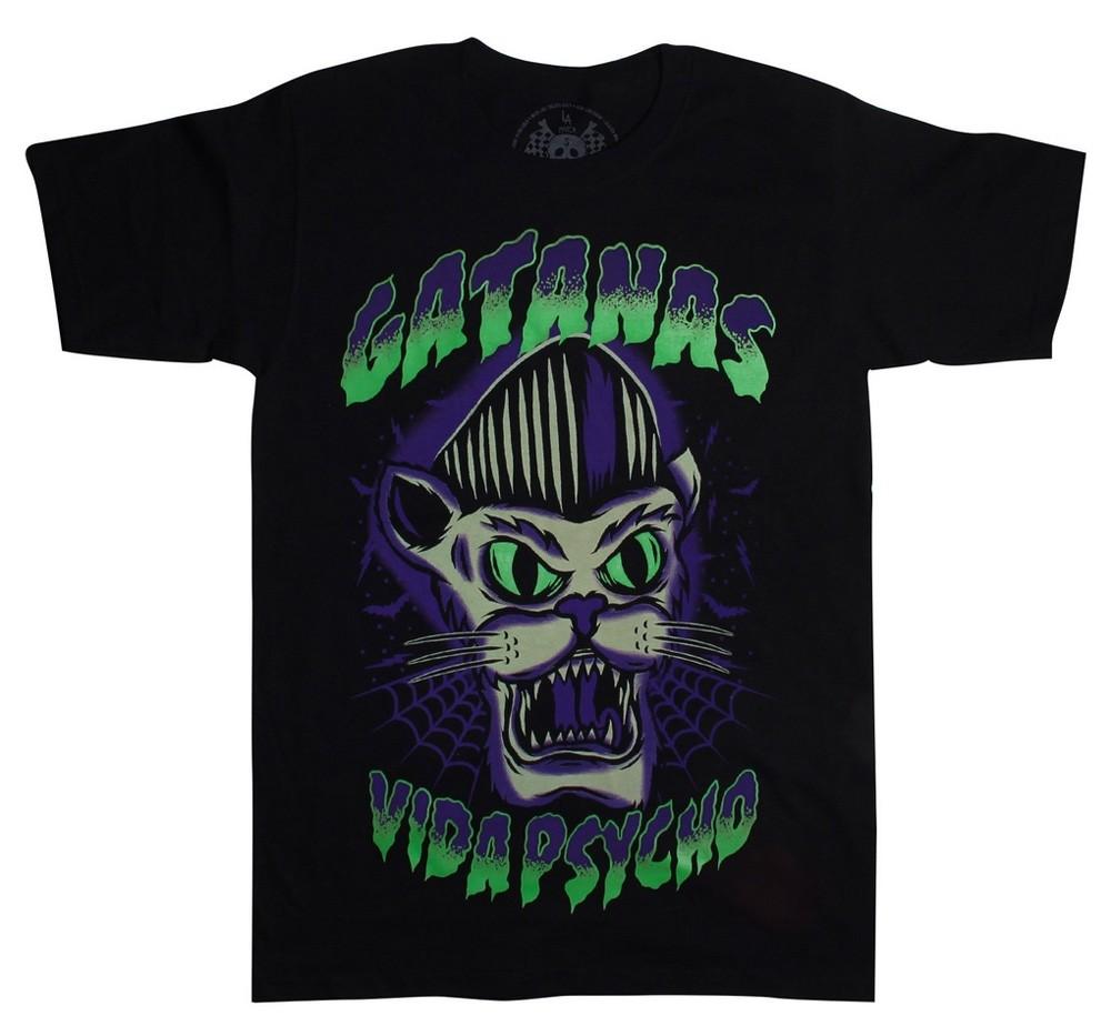 La Marca Del Diablo - Gatanas T-Shirt