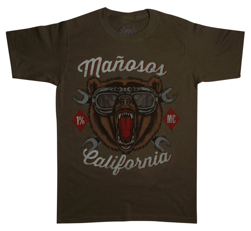 La Marca Del Diablo - Monosos California MC T-Shirt