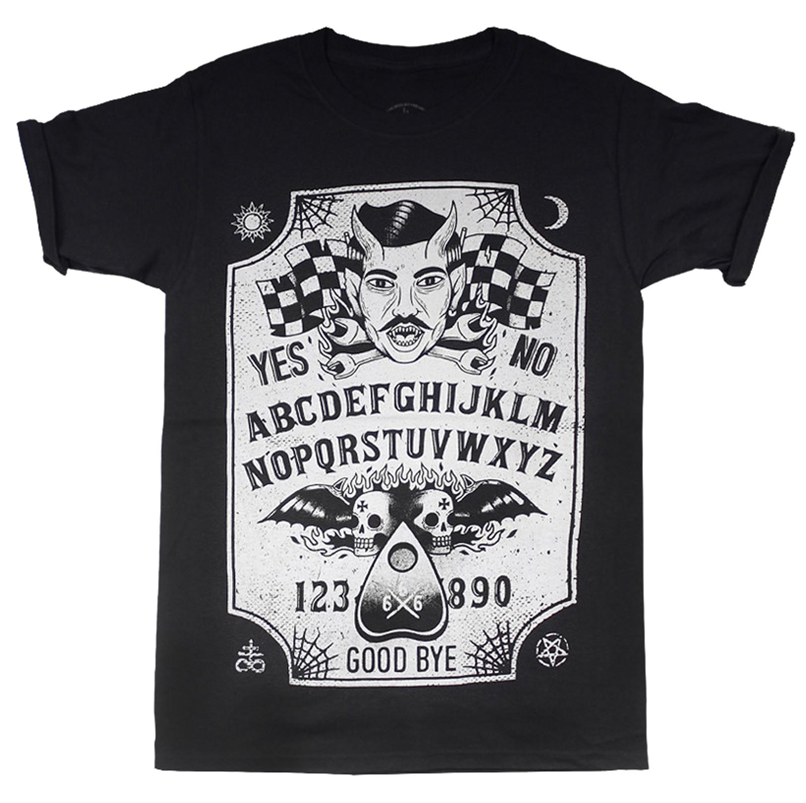 La Marca Del Diablo - Mystical Race Ouija T-Shirt