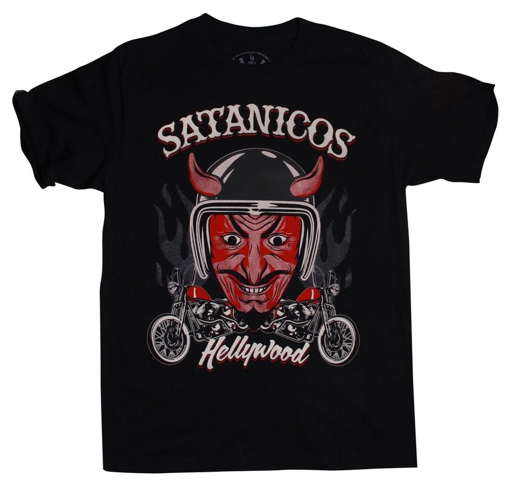 La Marca Del Diablo - Satanicos T-Shirt