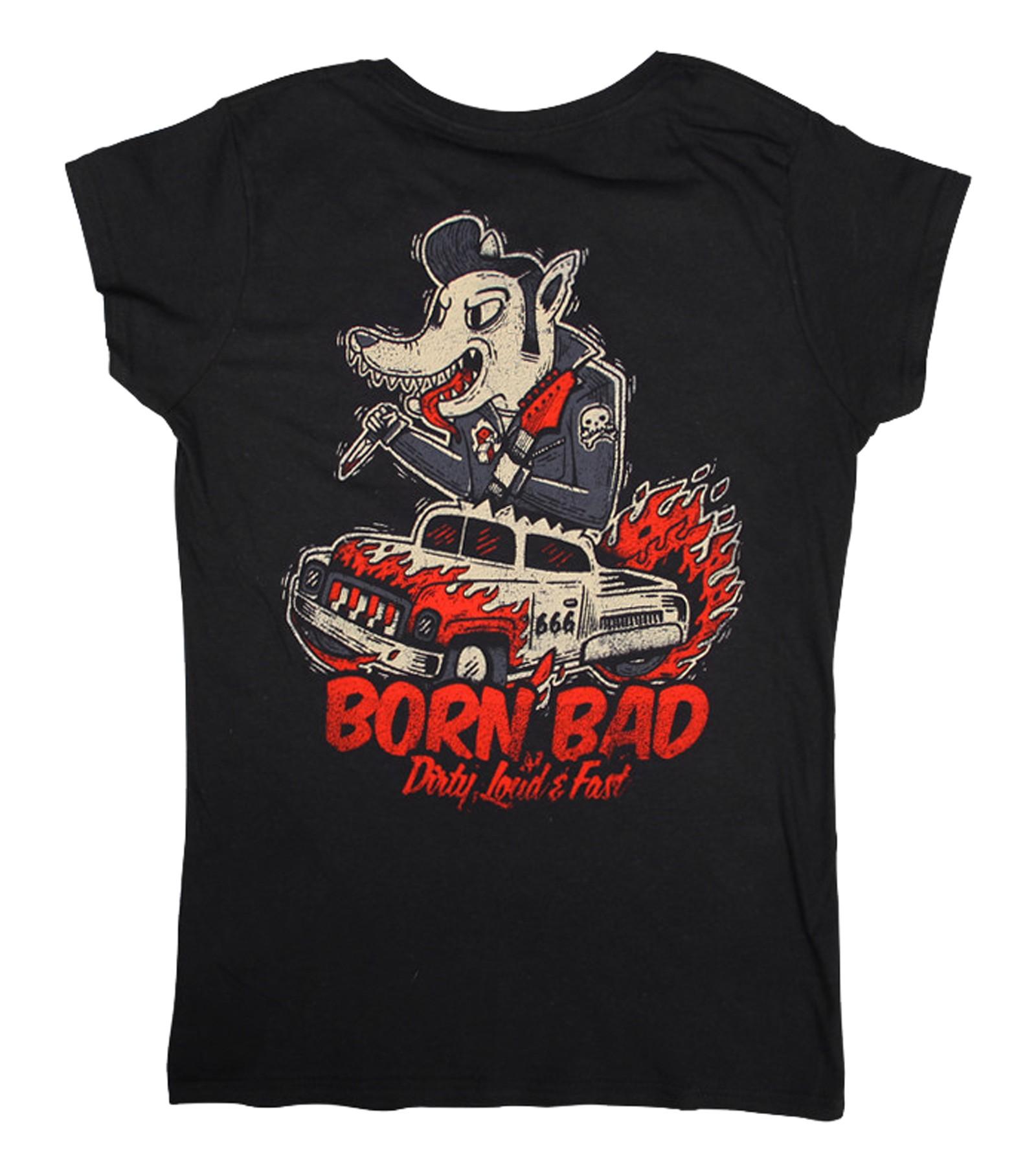 La Marca Del Diablo - Born Bad T-Shirt