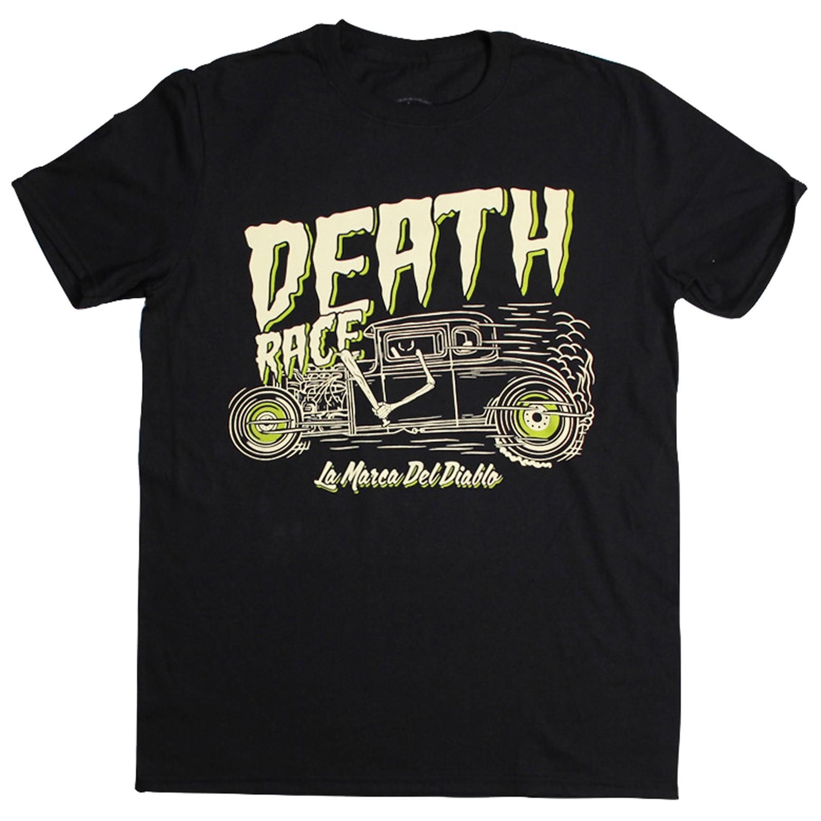 La Marca Del Diablo - Death Race T-Shirt