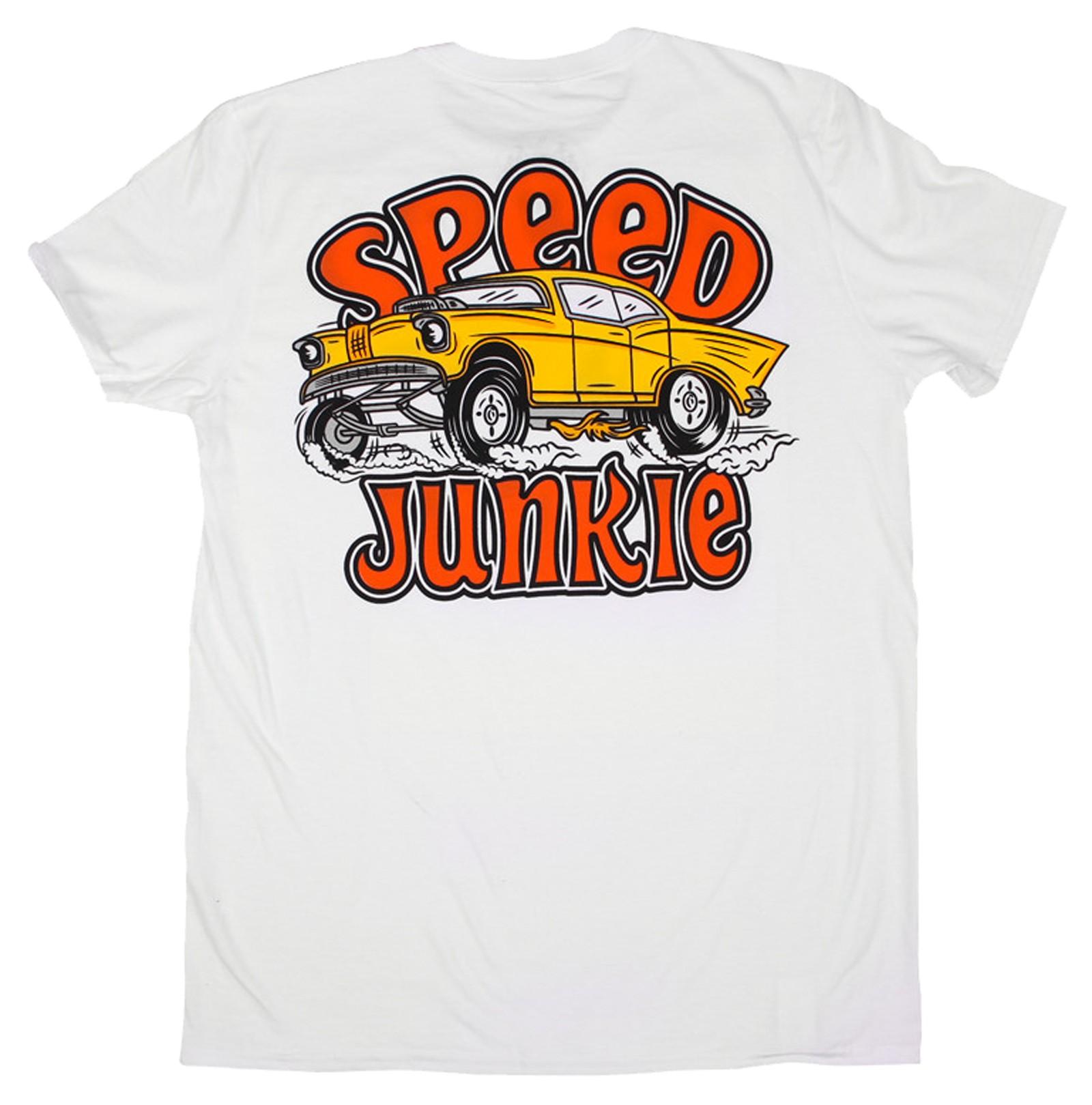 La Marca Del Diablo - Speed Junkie T-Shirt
