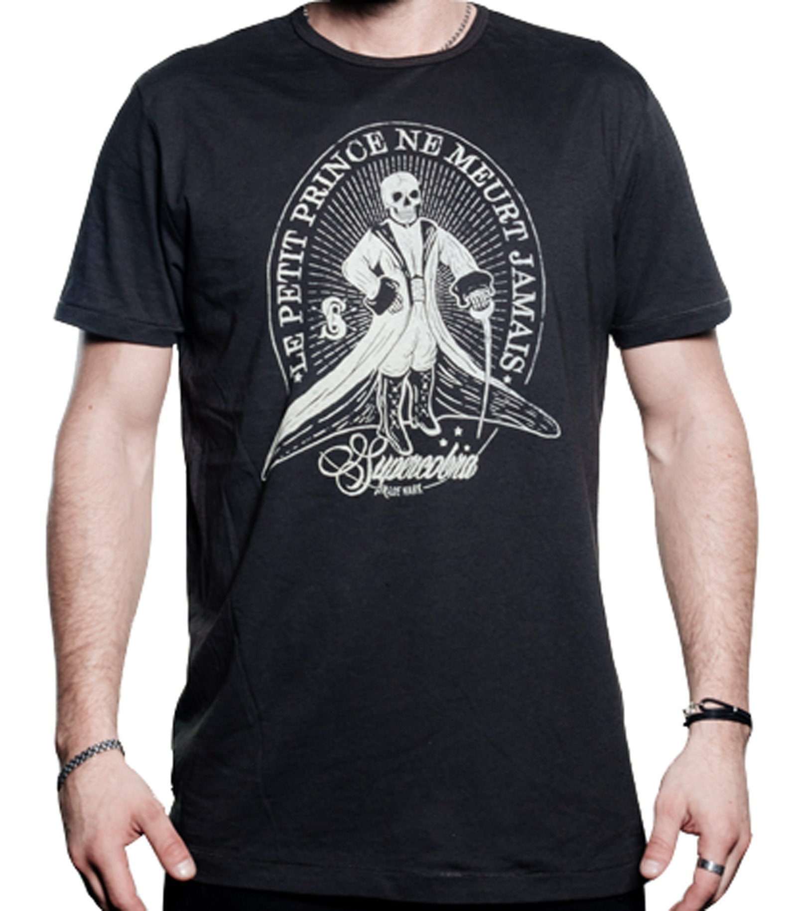 Supercobra Clothing Company - Le´Petit T-Shirt Front