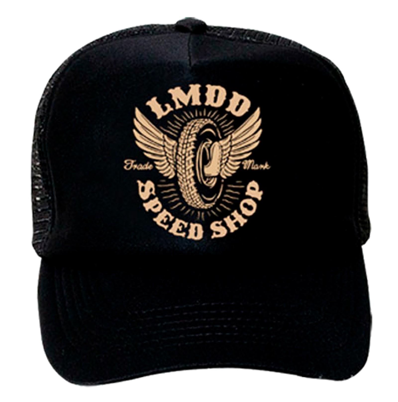 La Marca Del Diablo - LMDD Speed Shop Trucker Cap