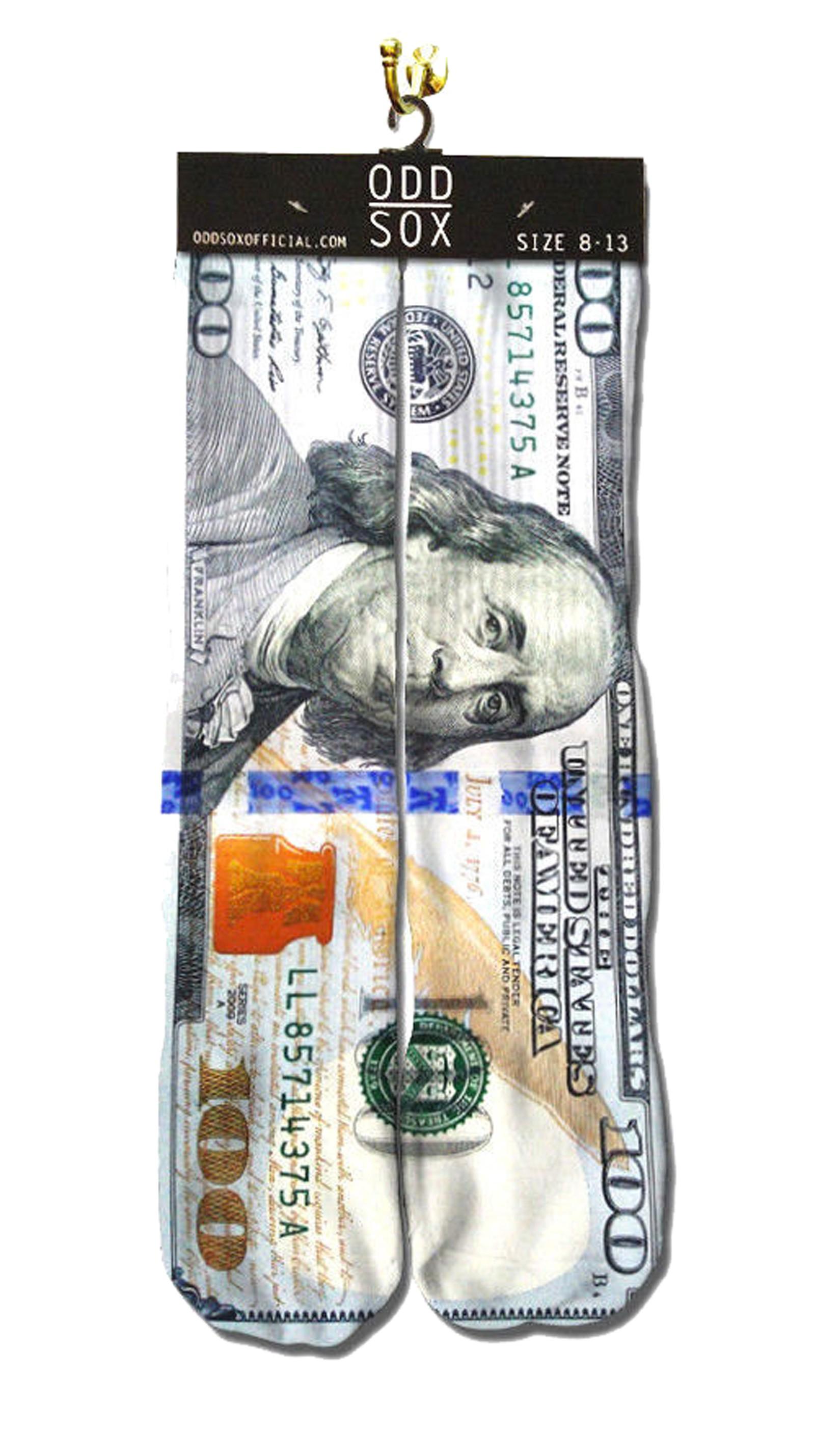 ODD Sox - New Money Socken Front
