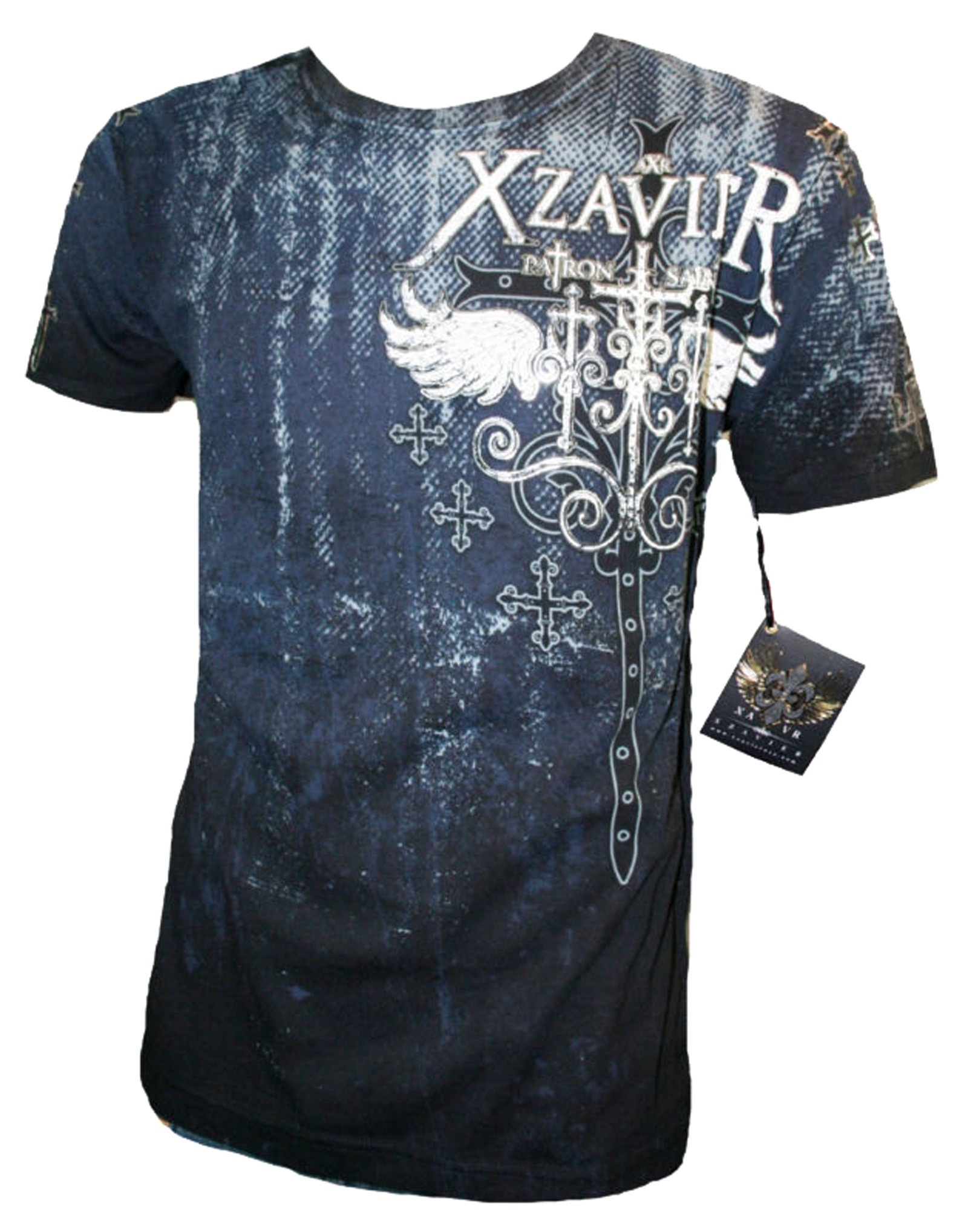 Xzavier - Noble Warrior T-Shirt Front